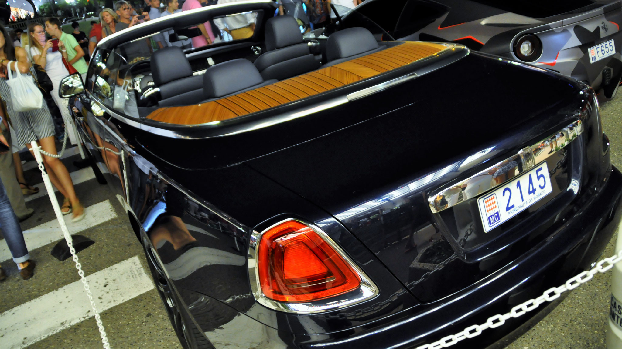 Rolls Royce Dawn - 2145 (MC)