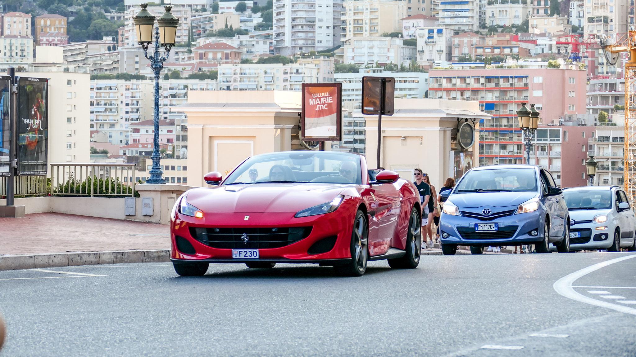 Ferrari Portofino - F230 (MC)