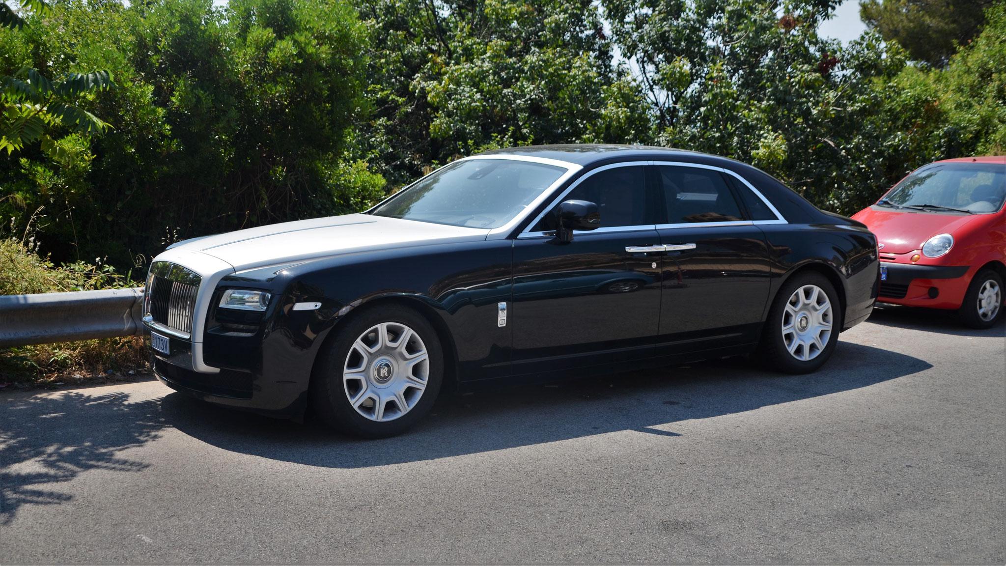 Rolls Royce Ghost - 173V (MC)