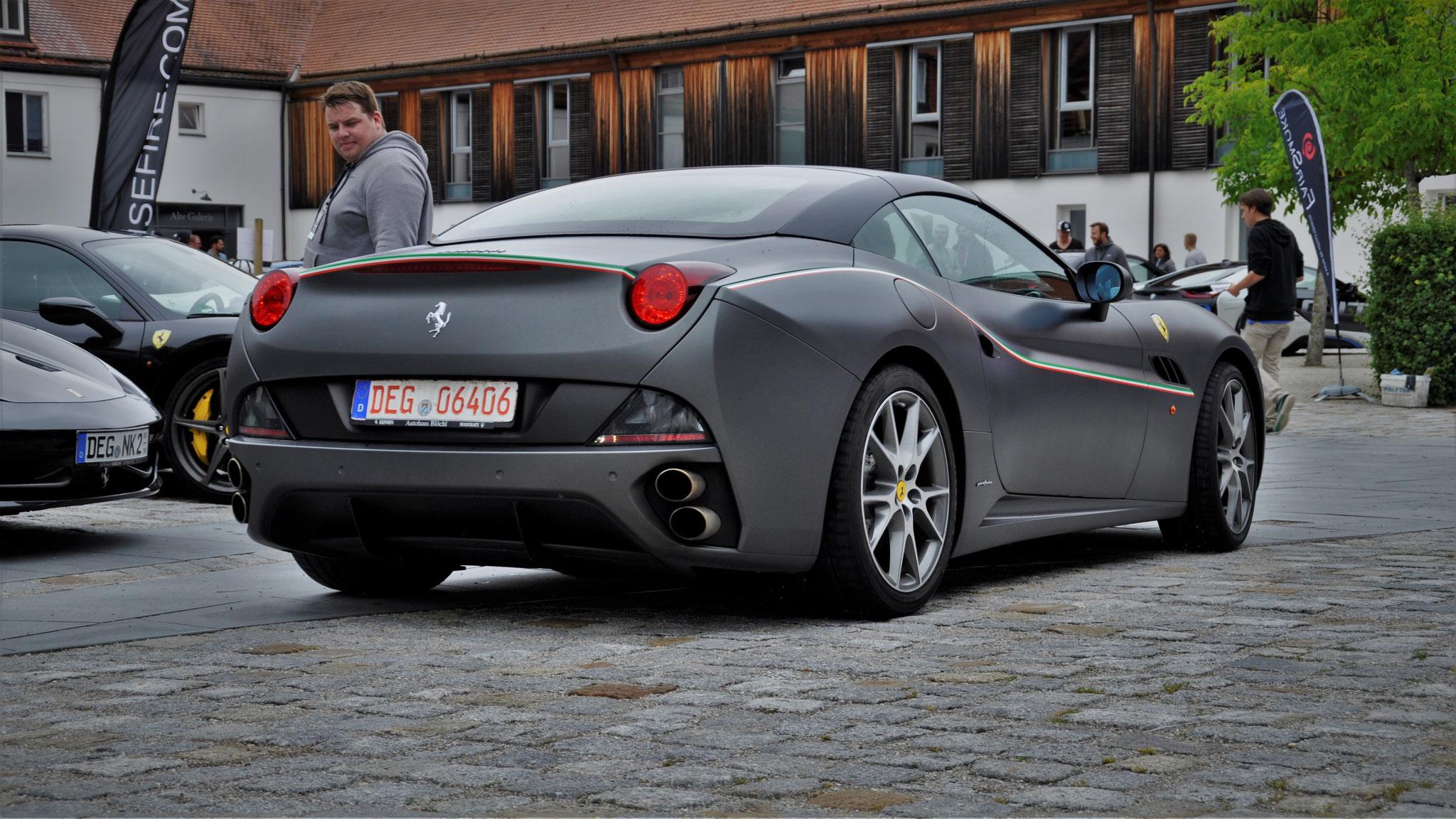 Ferrari California - DEG-06406