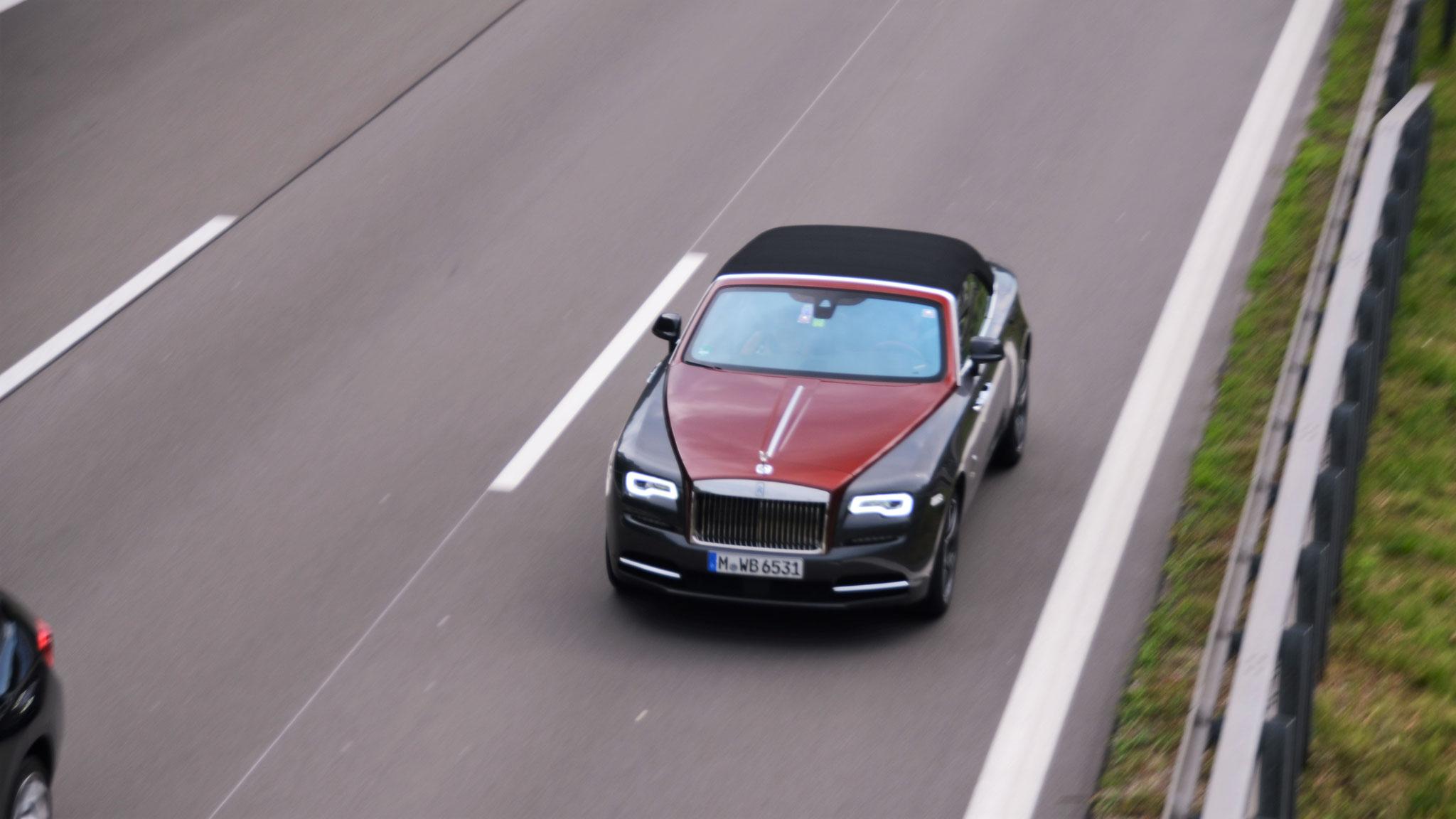 Rolls Royce Dawn - M-WB-6531