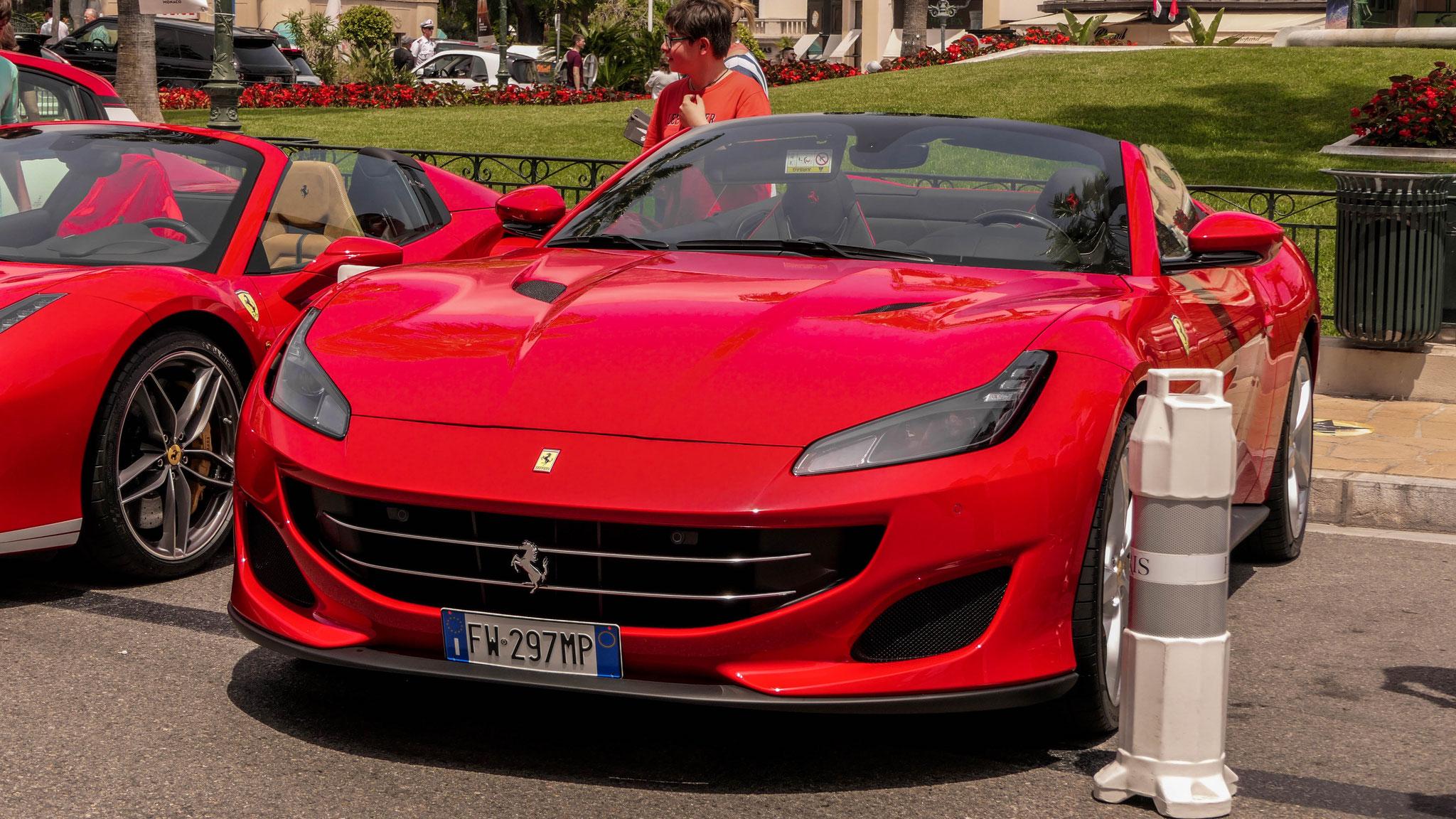 Ferrari Portofino - FW-297-MP (ITA)