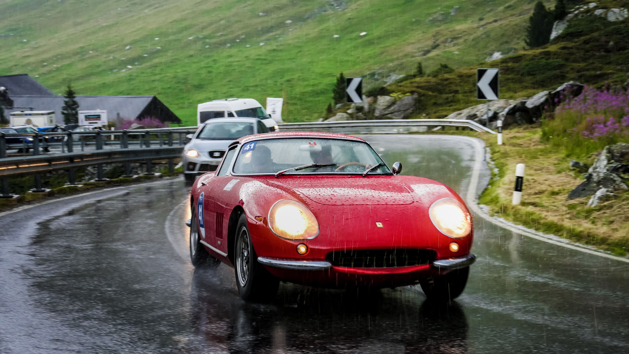 Ferrari 275 GTB Shortnose - ZG-70487 (CH)