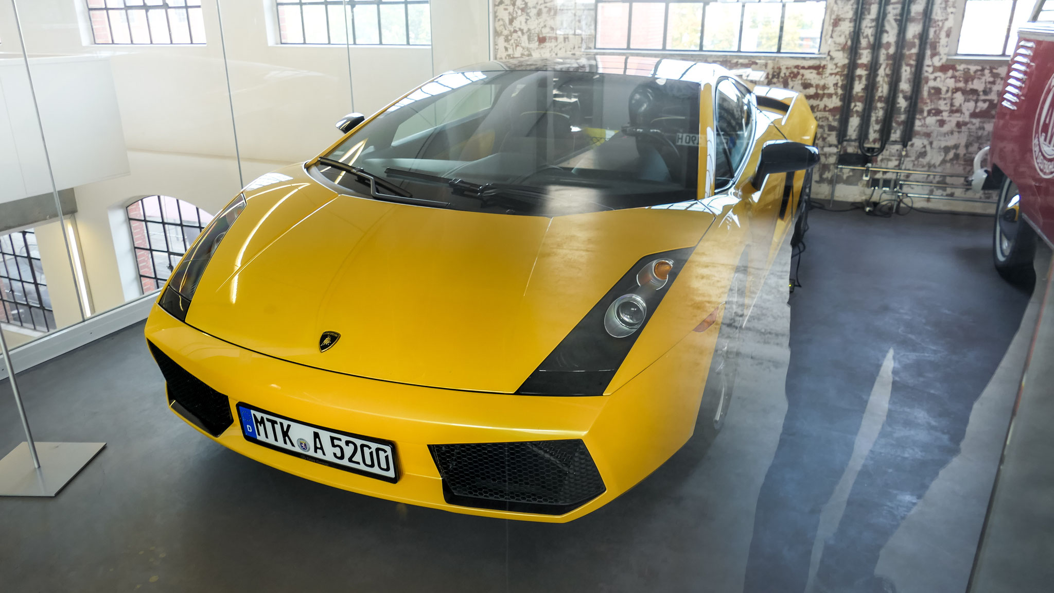 Lamborghini Gallardo - MTK-A-5200
