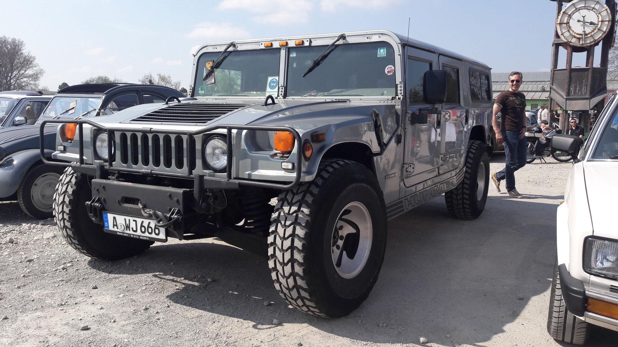 Hummer H1 - A-WJ-666
