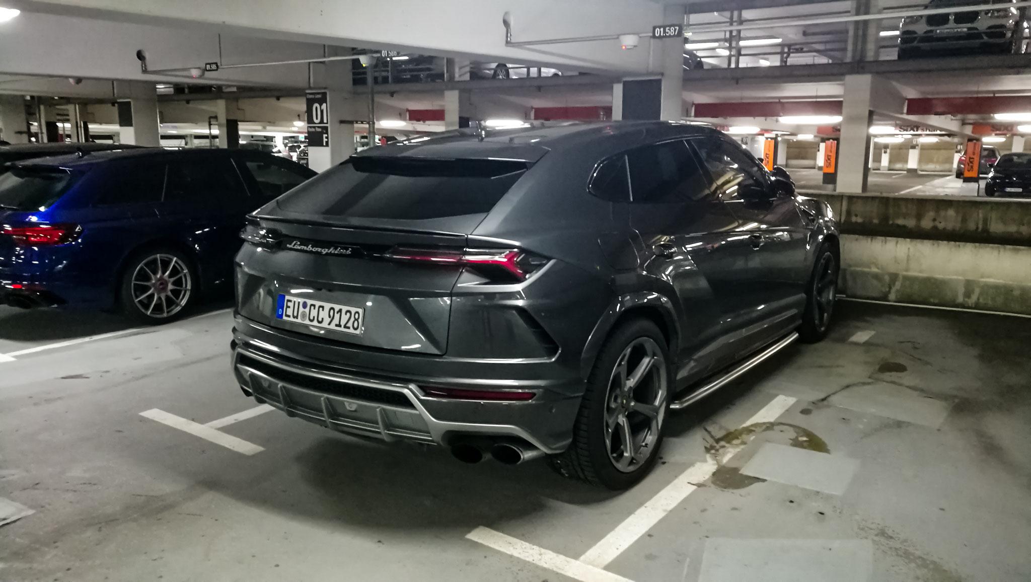 Lamborghini Urus - EU-CC-9128