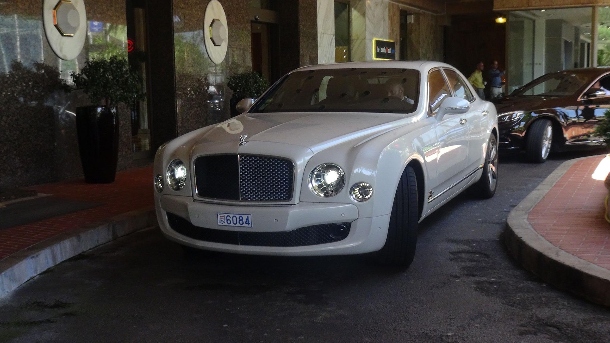 Bentley Mulsanne - 6084 (MC)