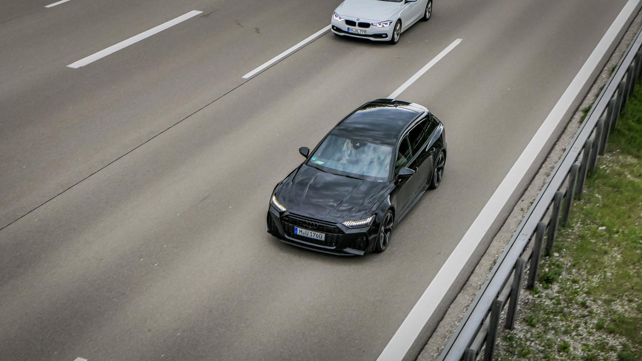 Audi RS6 - M-U-1760