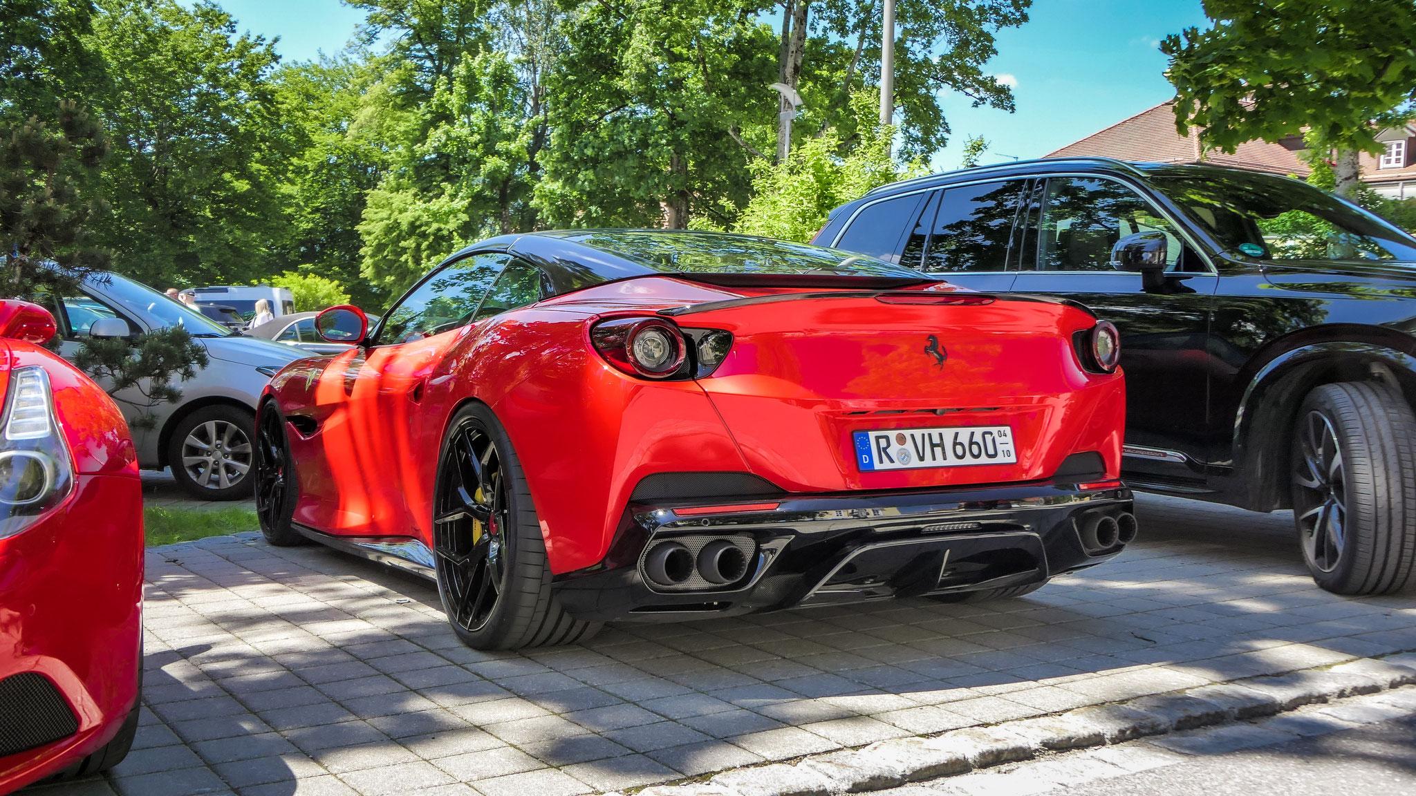 Ferrari Portofino - R-VH-660