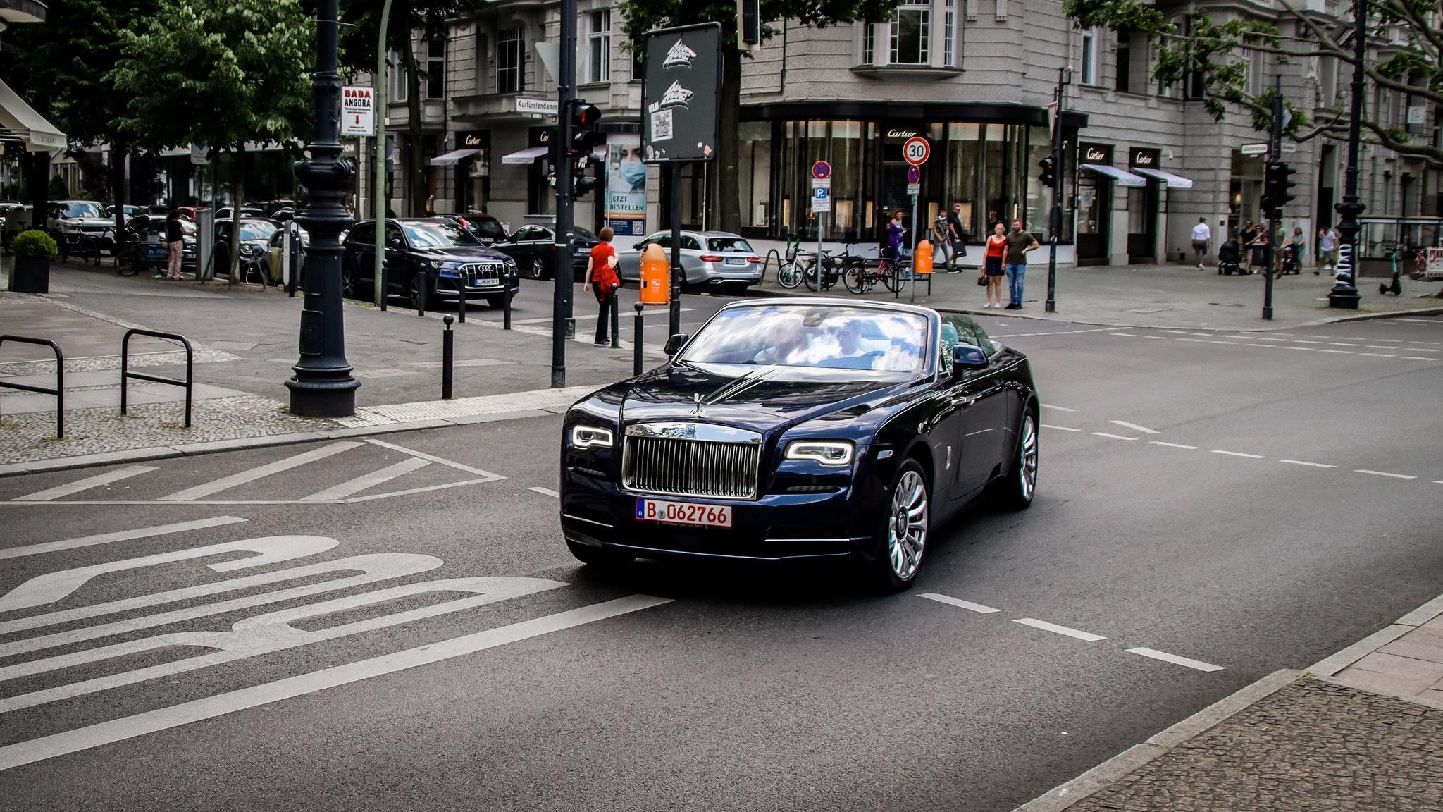 Rolls Royce Dawn - B-062766