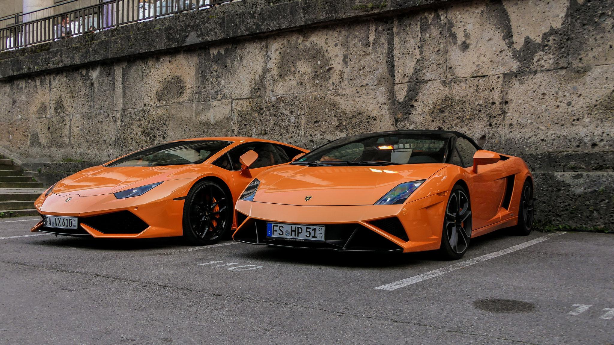 Lamborghini Gallardo LP 560 Spyder - FS-HP-51