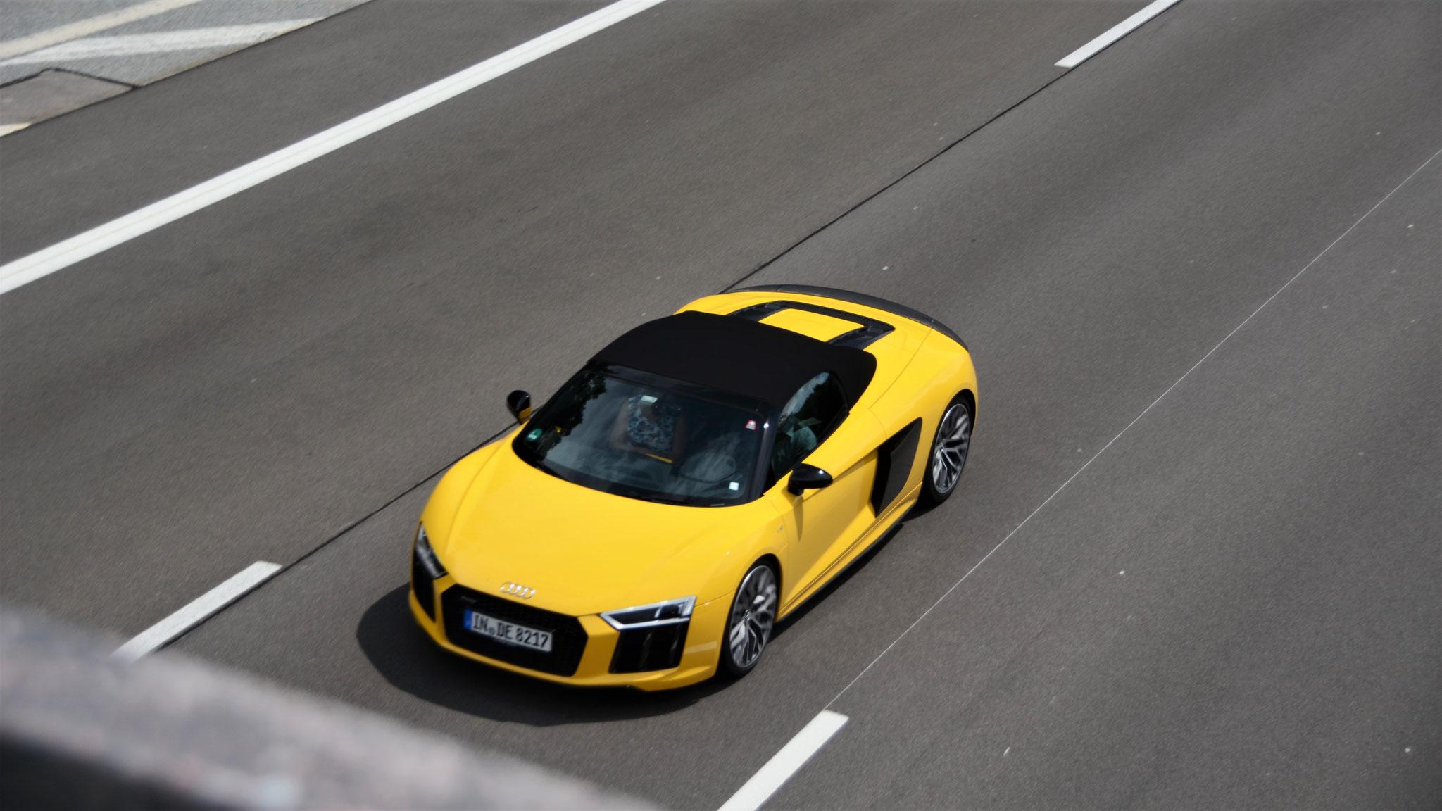 Audi R8 V10 Spyder - IN-DE-8217