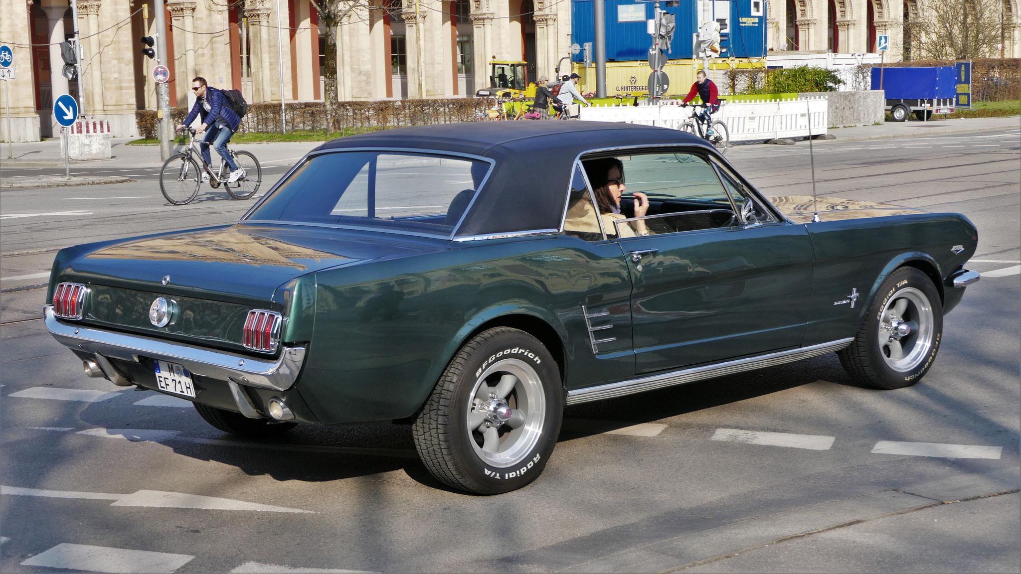 Mustang I - M-EF-71H