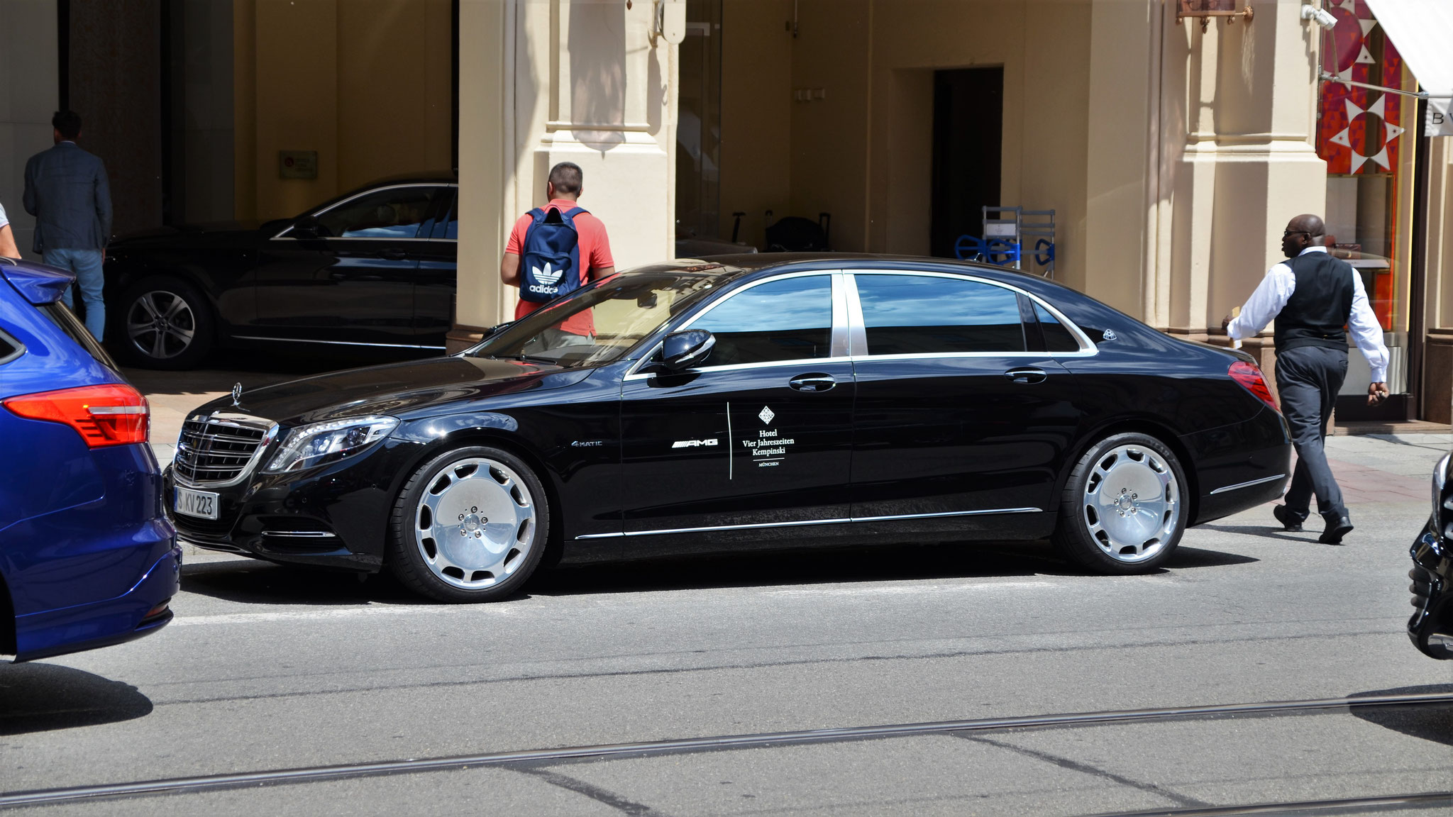 Mercedes Maybach S500 - S-KV-223