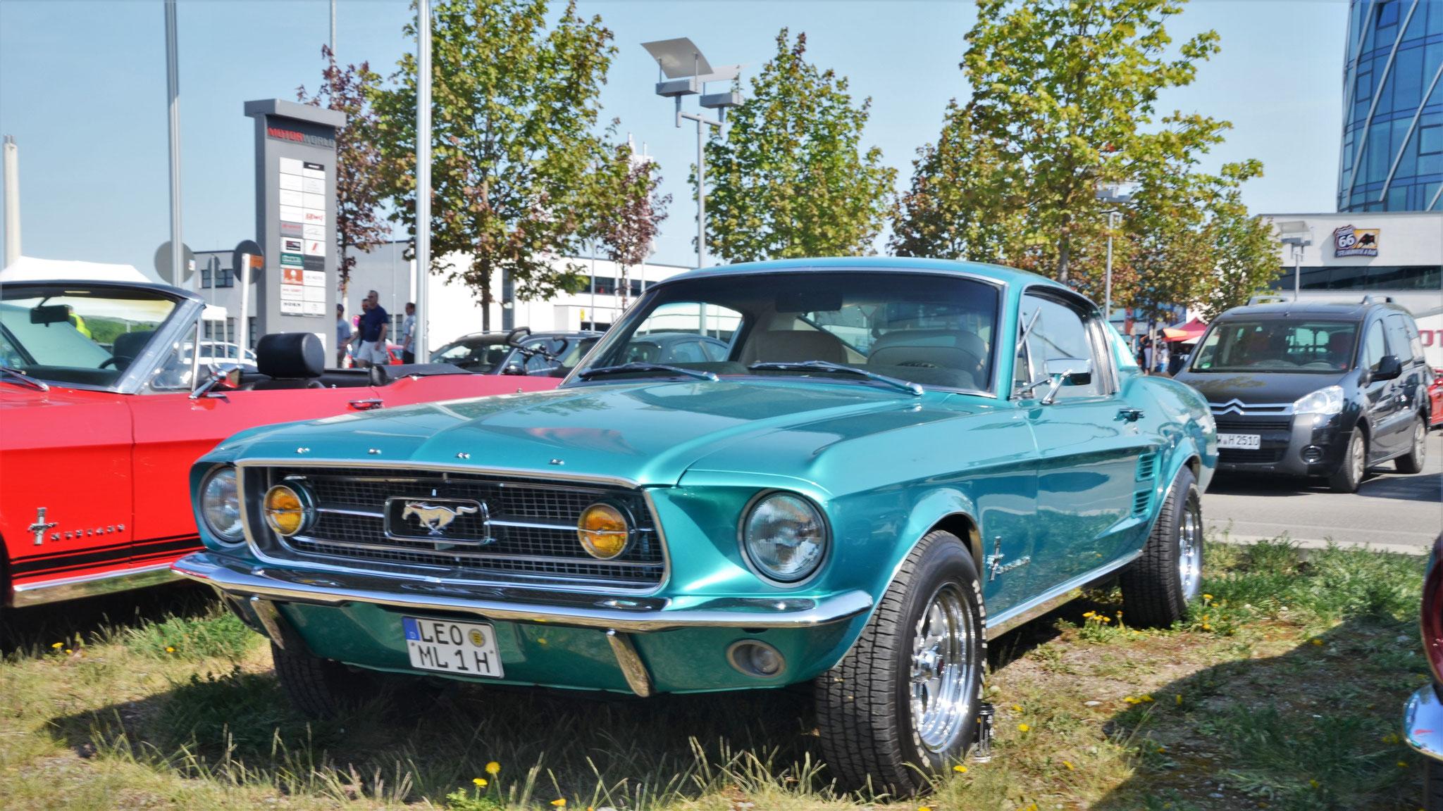 Mustang I - LEO.ML-1H