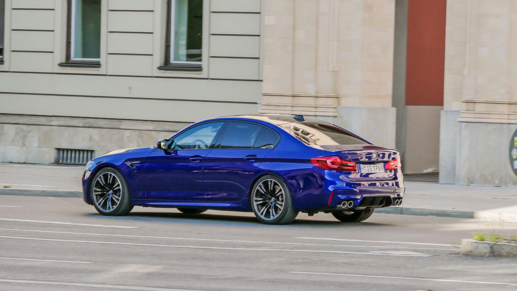 BMW M5 - M-IG-5769