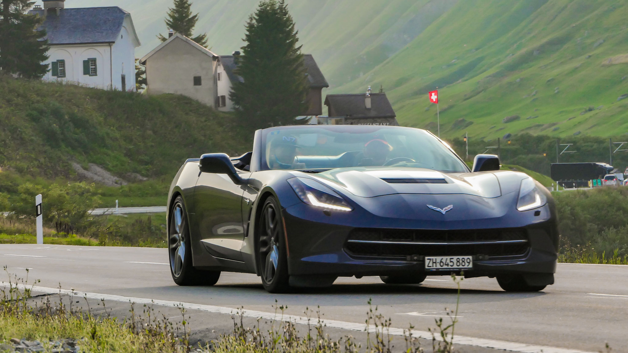 Chevrolet Corvette C7 Stingray - ZH-645889 (CH)