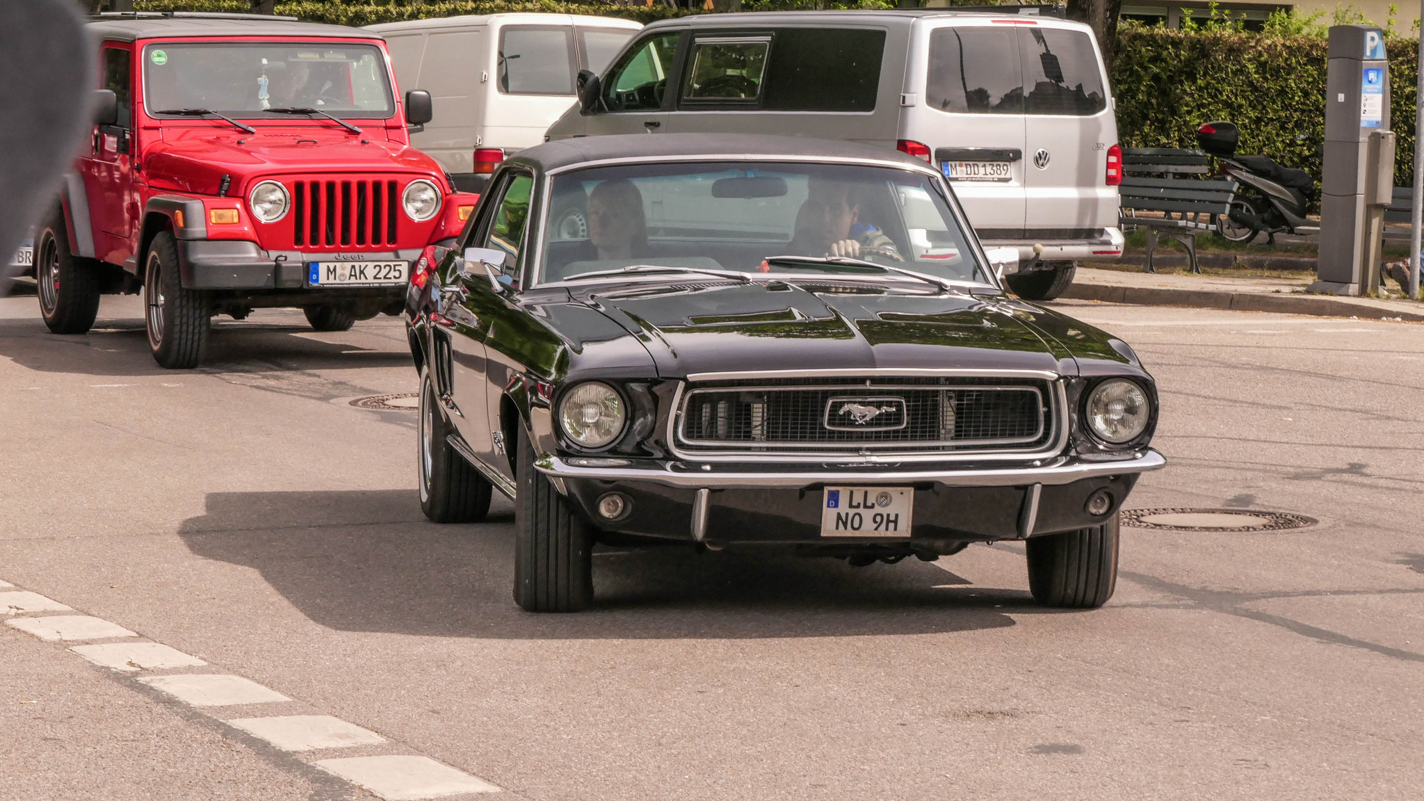 Mustang I - LL-NO-9H