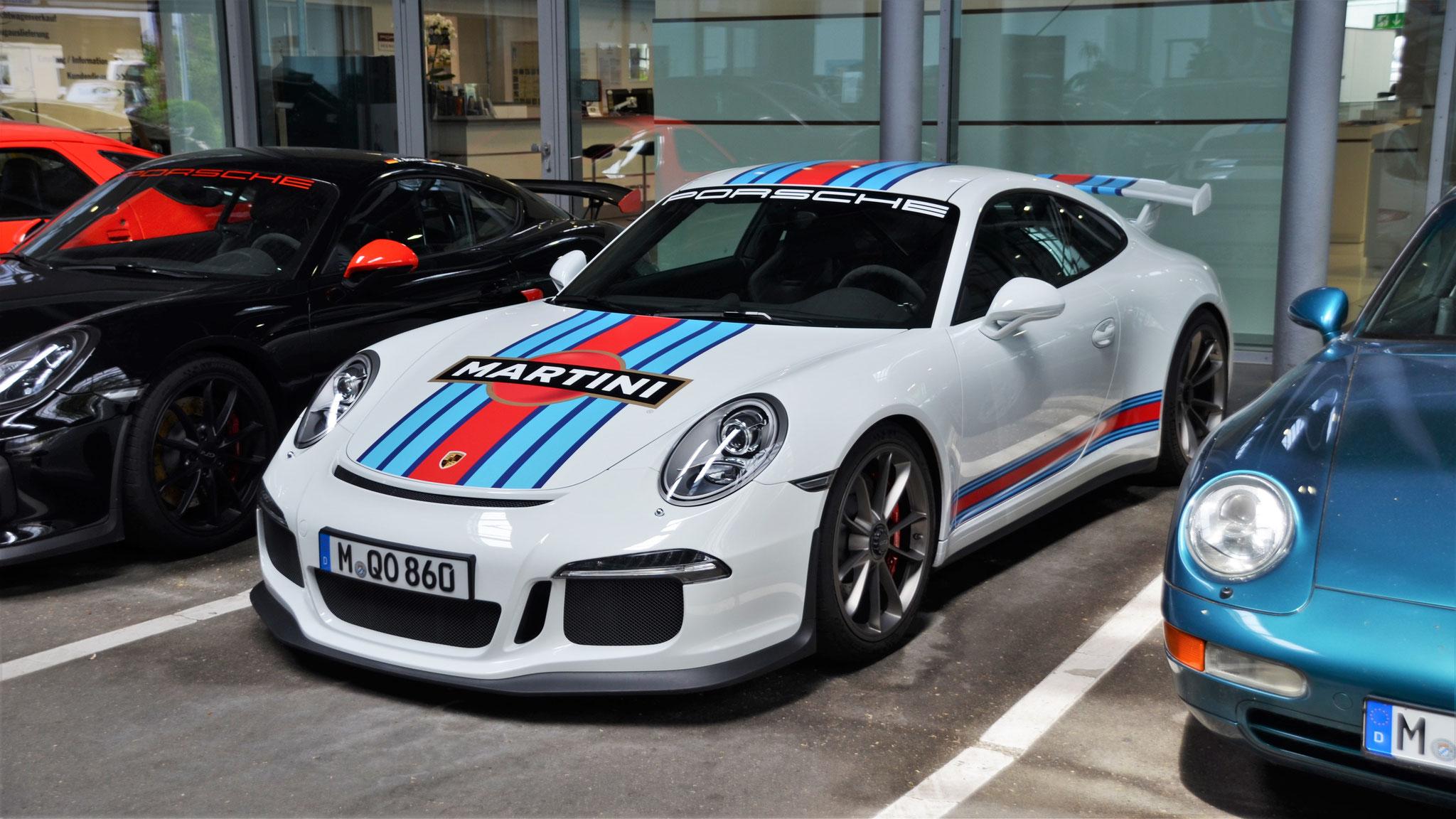 Porsche 991 GT3 - M-QO-860