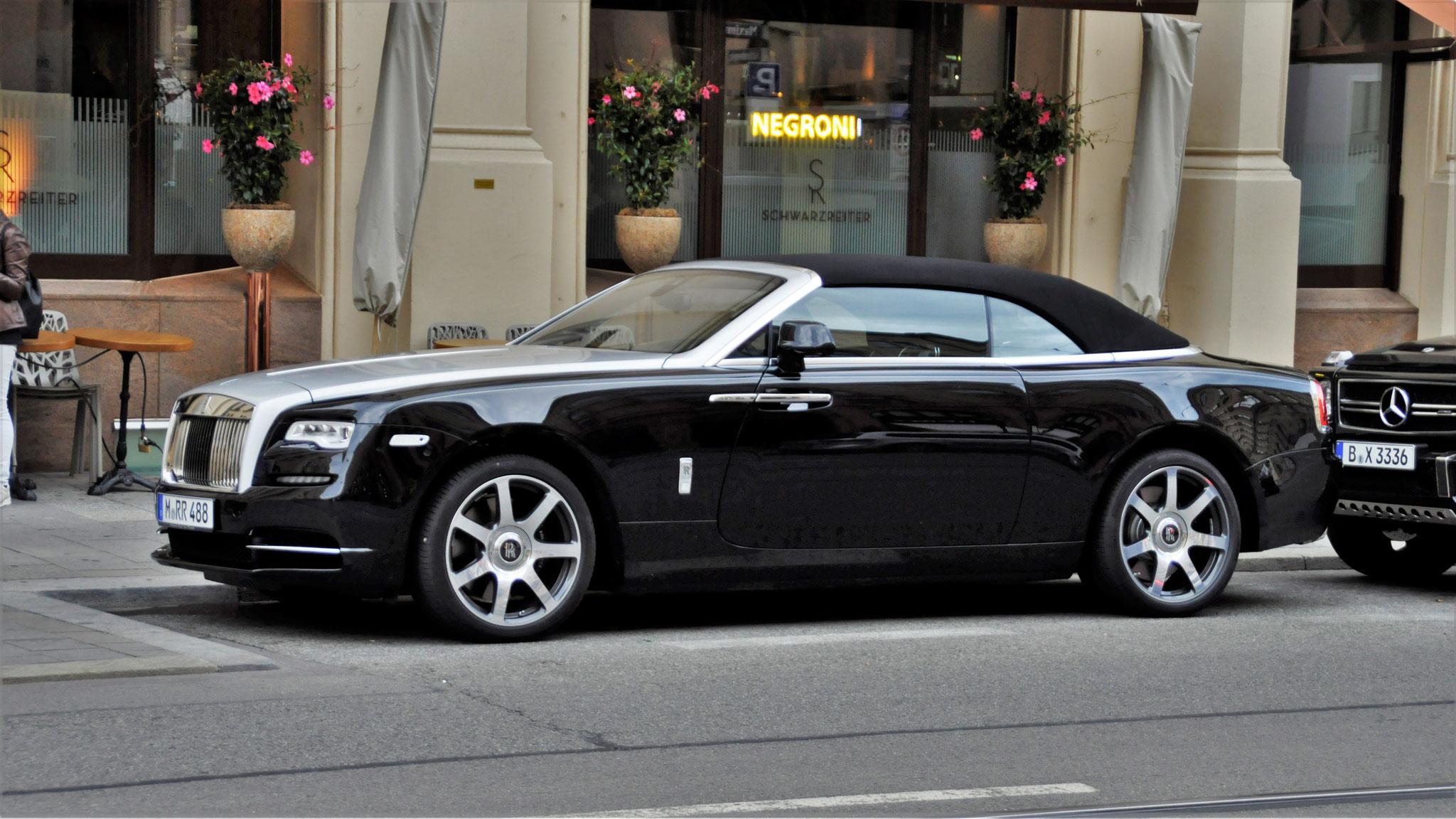Rolls Royce Dawn - M-RR-488