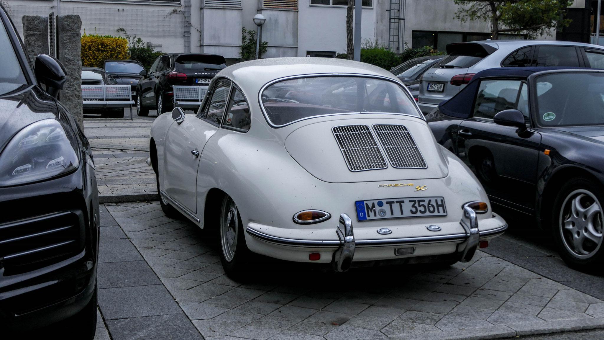 Porsche 356 SC - M-TT-356H