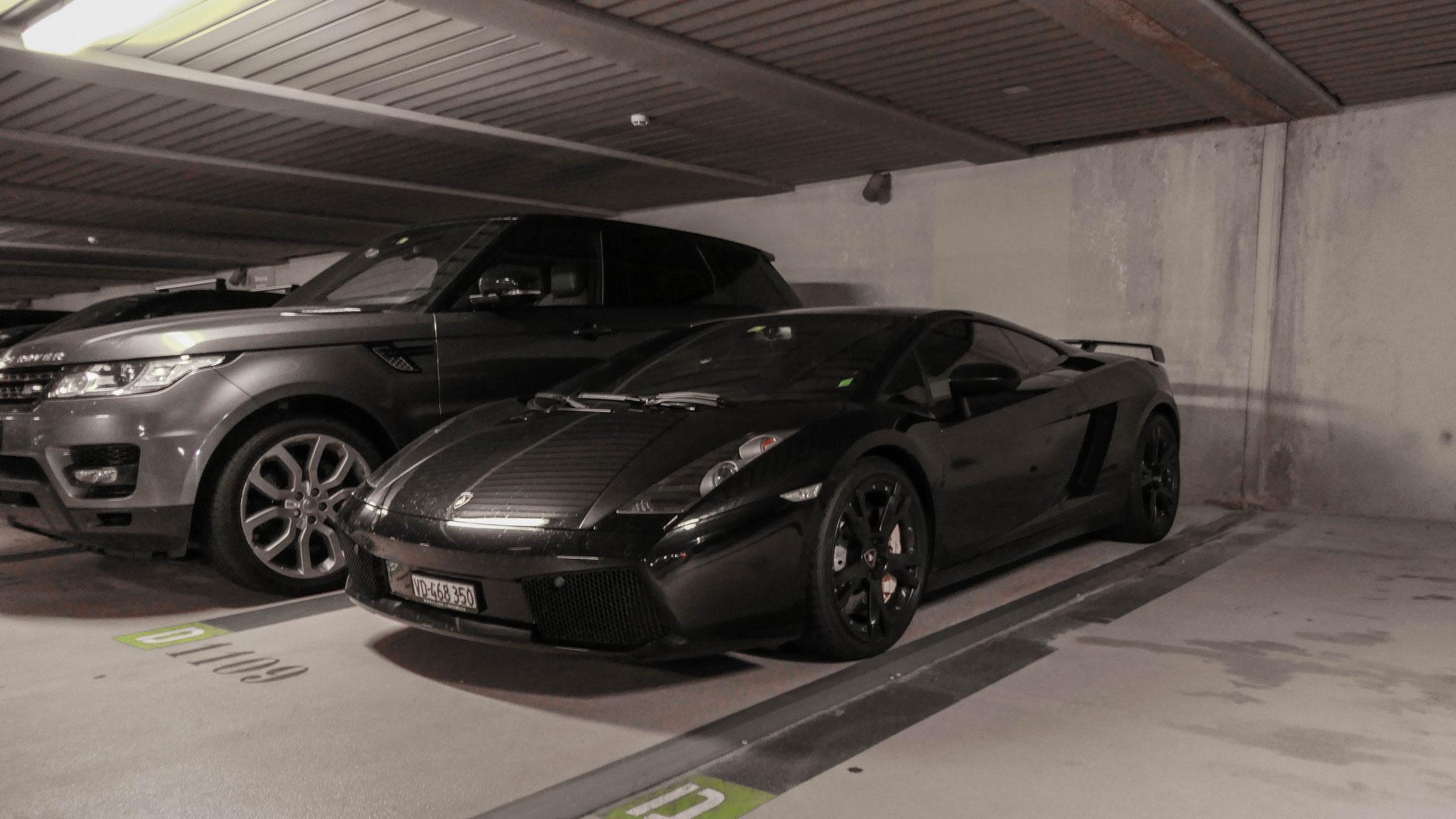Lamborghini Gallardo Coupé - VD-468350 (CH)