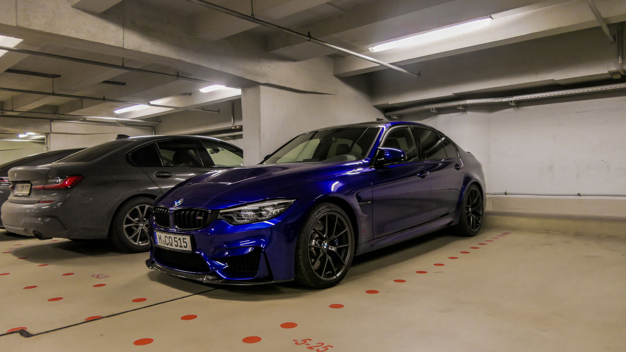 BMW M3 CS - M-CQ-5515
