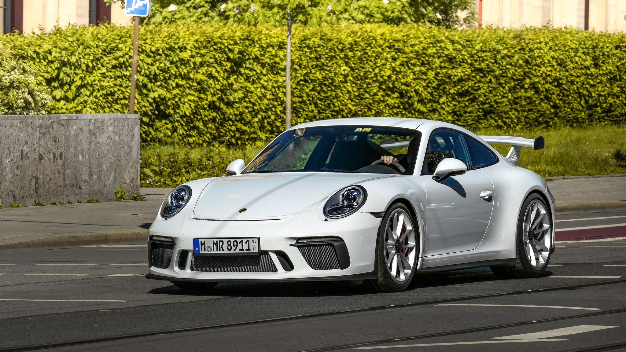 Porsche 991 GT3 - M-MR-8911