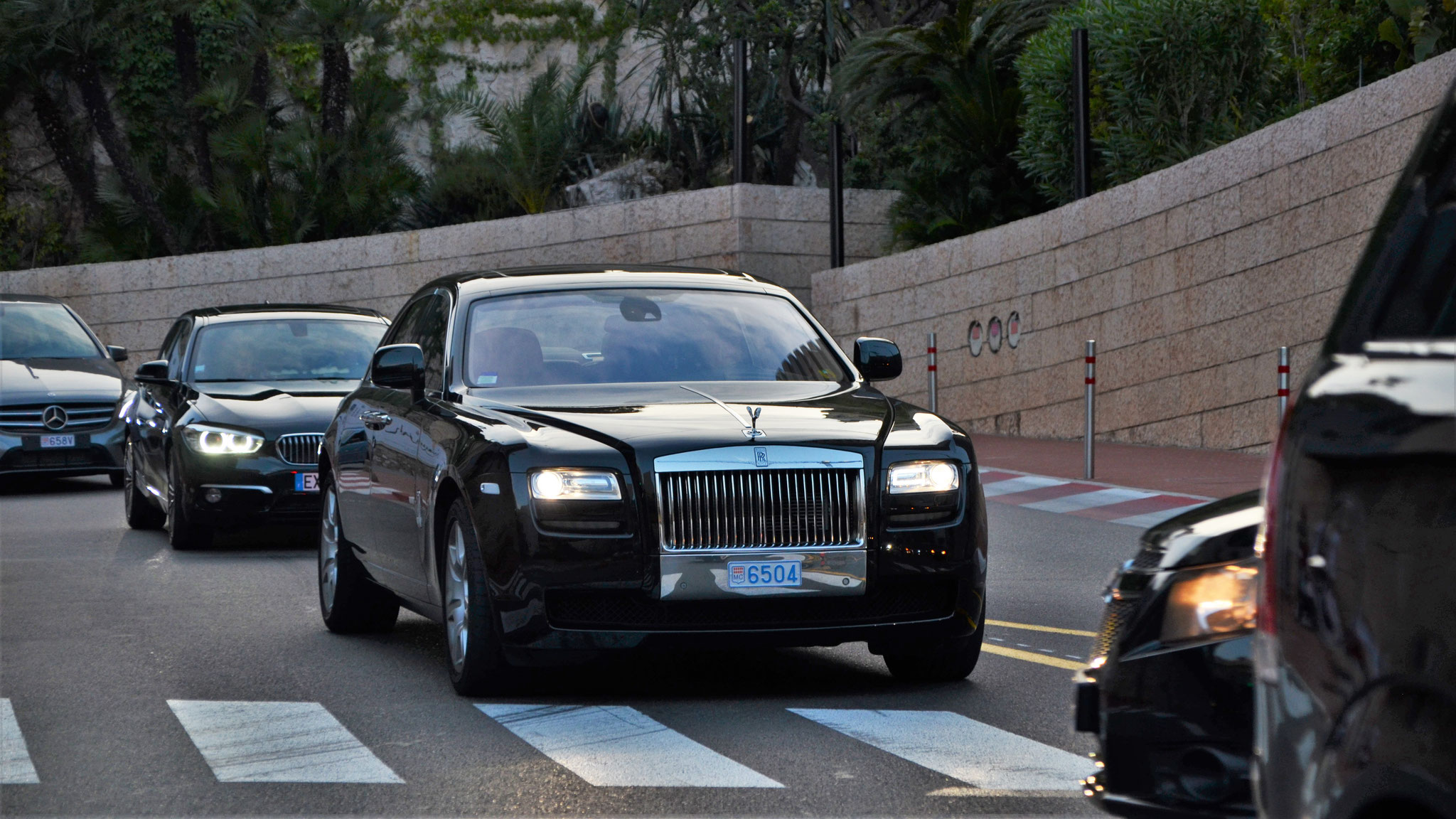 Rolls Royce Ghost - 6504 (MC)