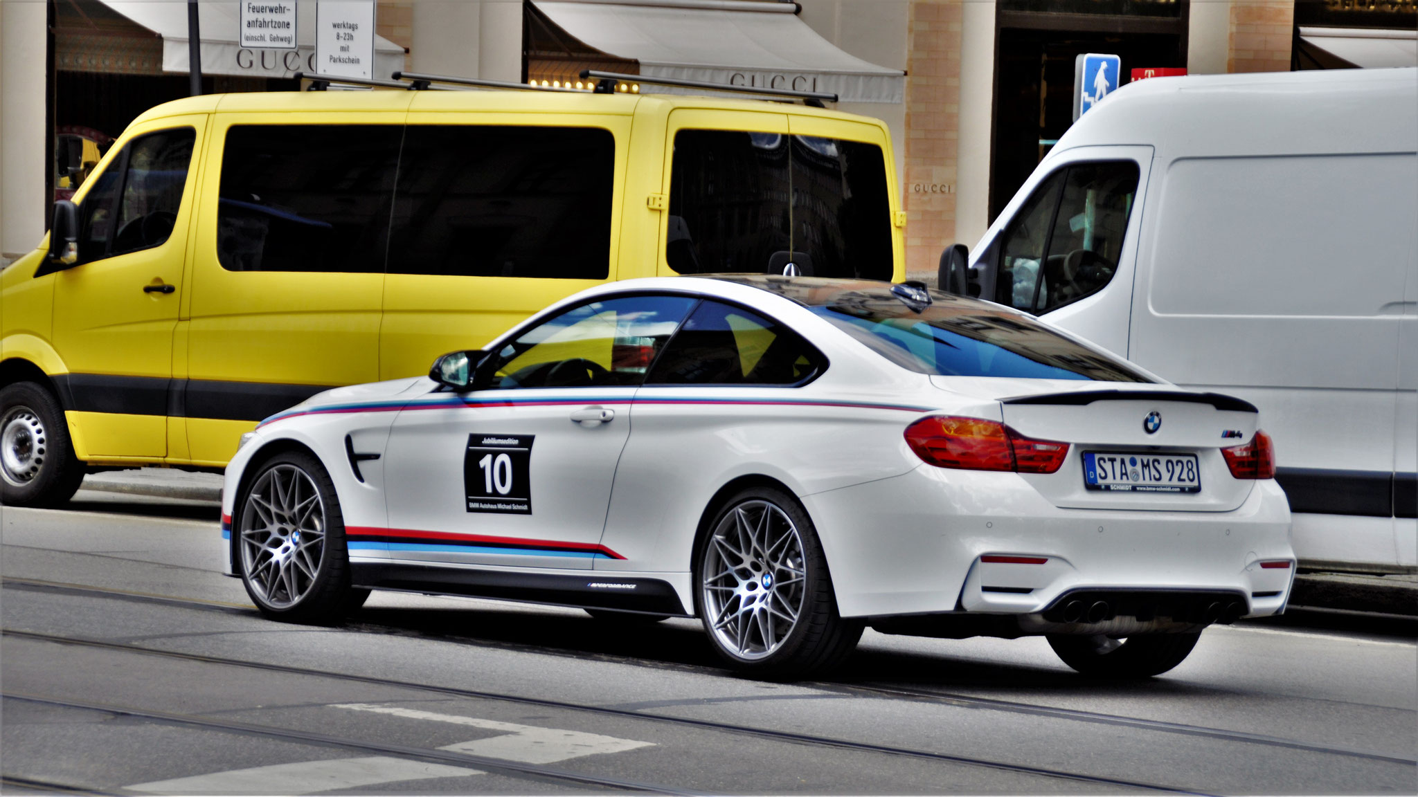 BMW M4 M Performance - STA-MS-928