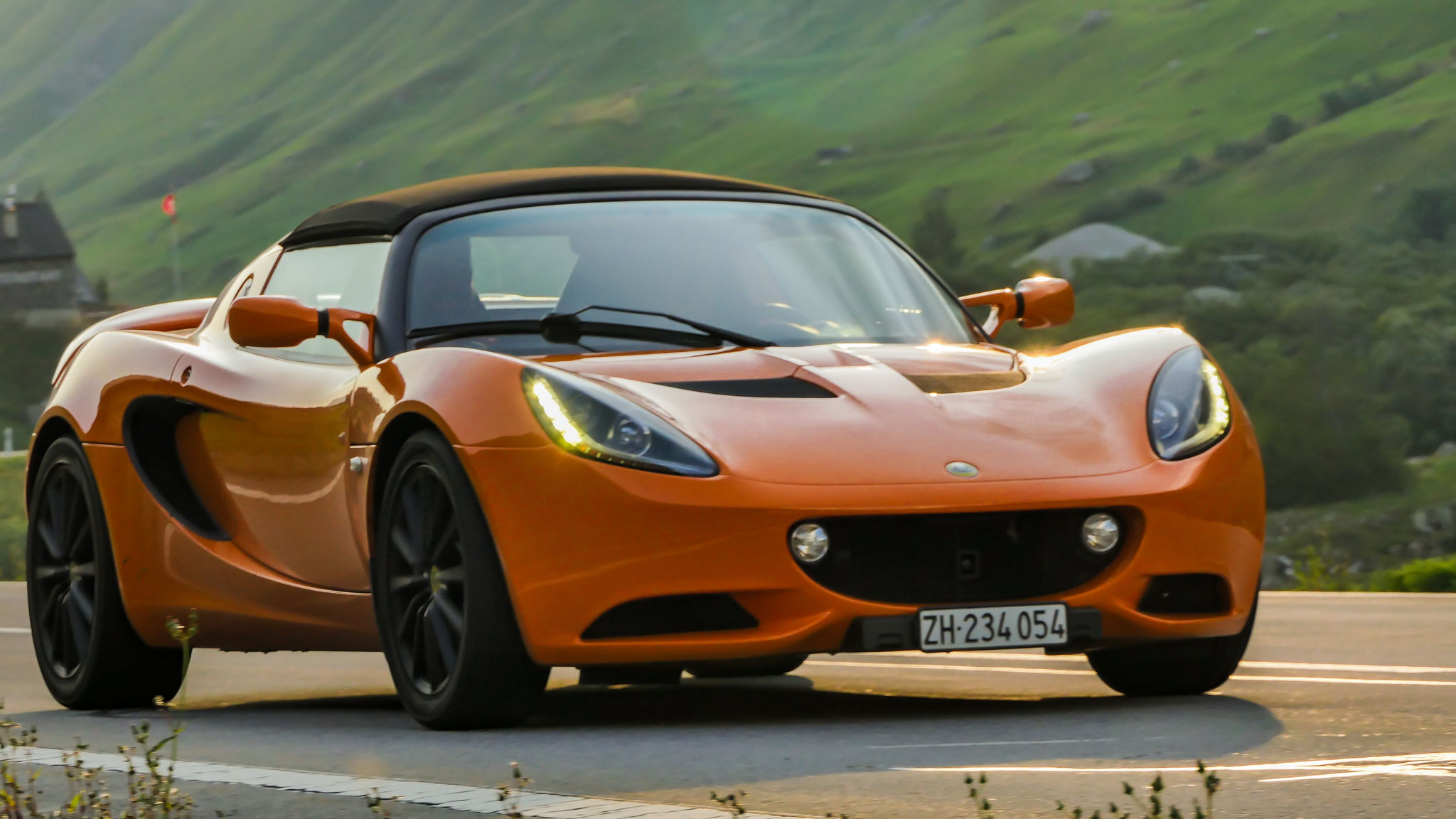 Lotus Elise S3 - ZH-234054 (CH)