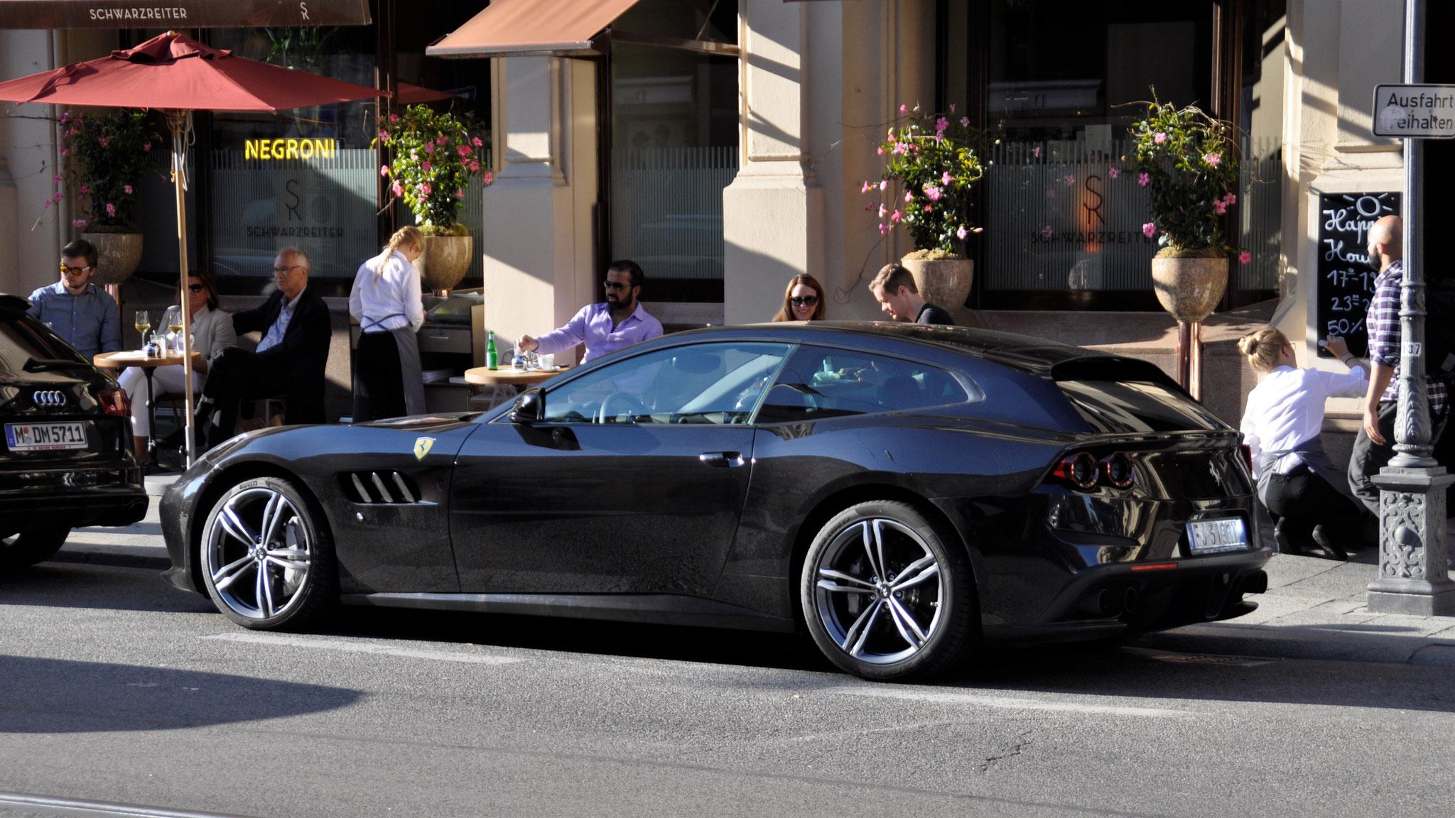 Ferrari GTC4 Lusso - FJ-319-MT (ITA)