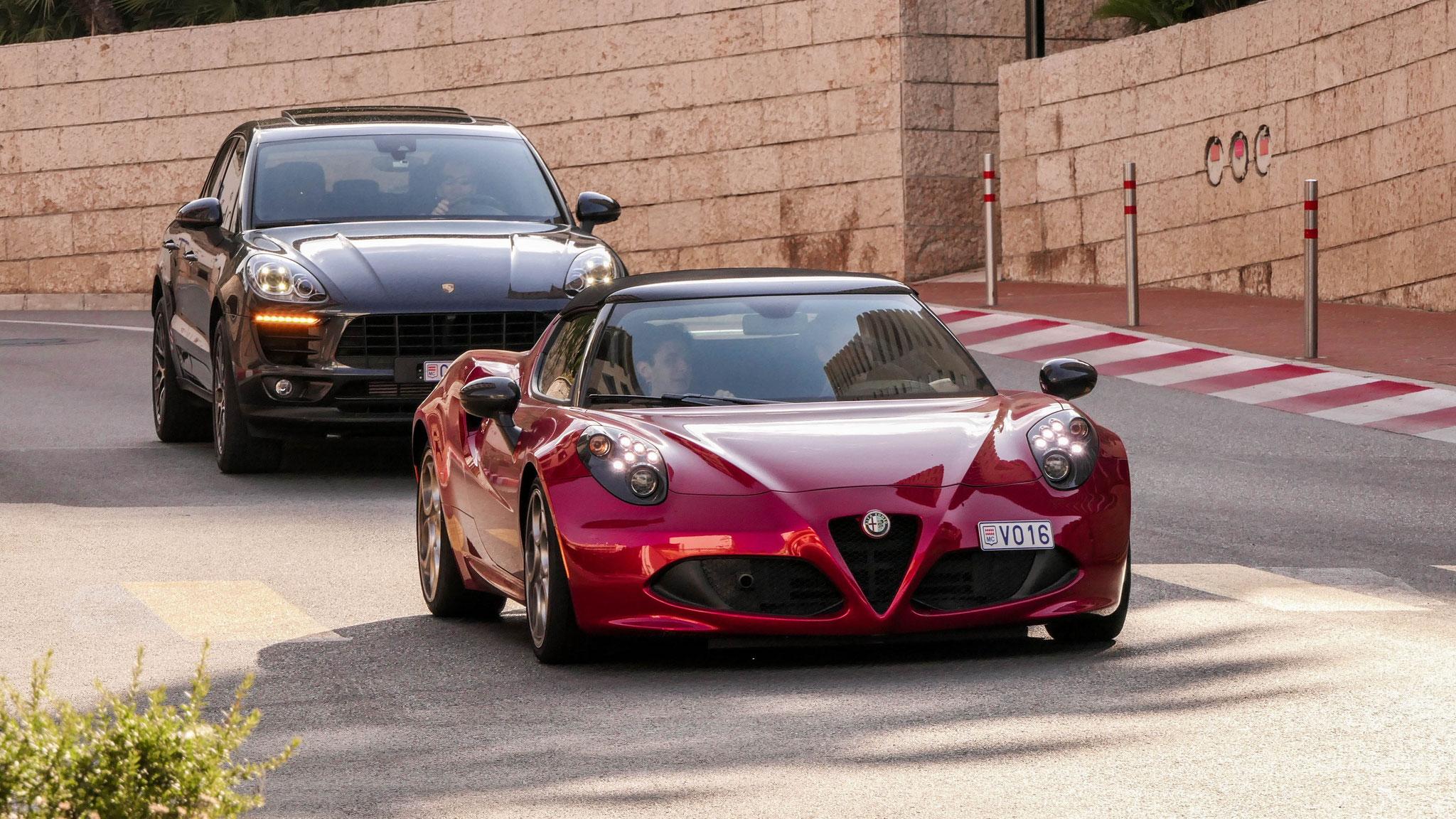 Alfa Romeo 4C Spyder - V016 (MC)