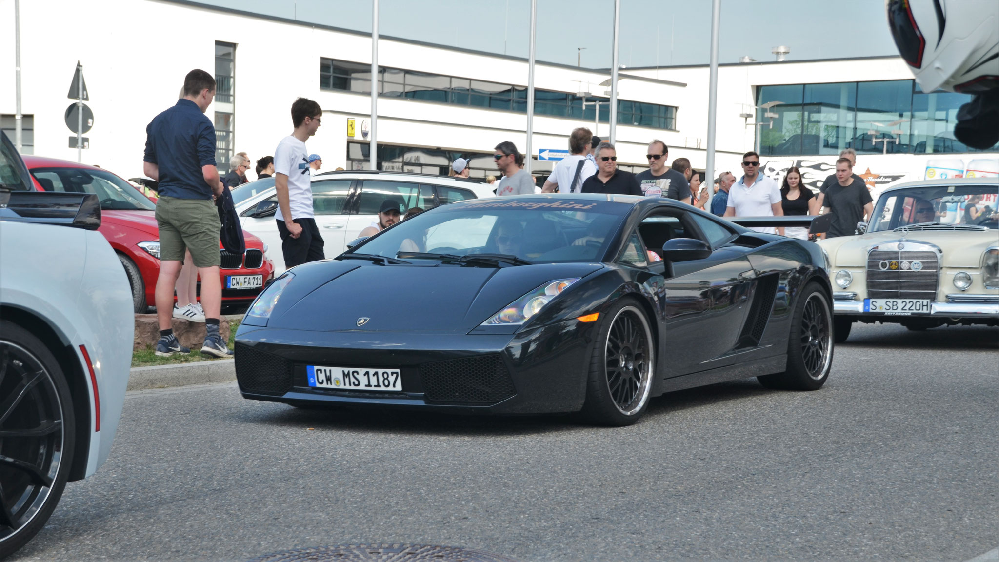 Lamborghini Gallardo Coupé - CW-MS-1187