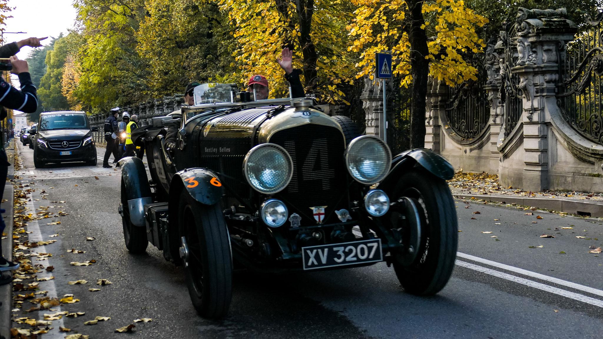 Bentley 4 1/4 Litre Open Tourer - XV-3207 (GB)