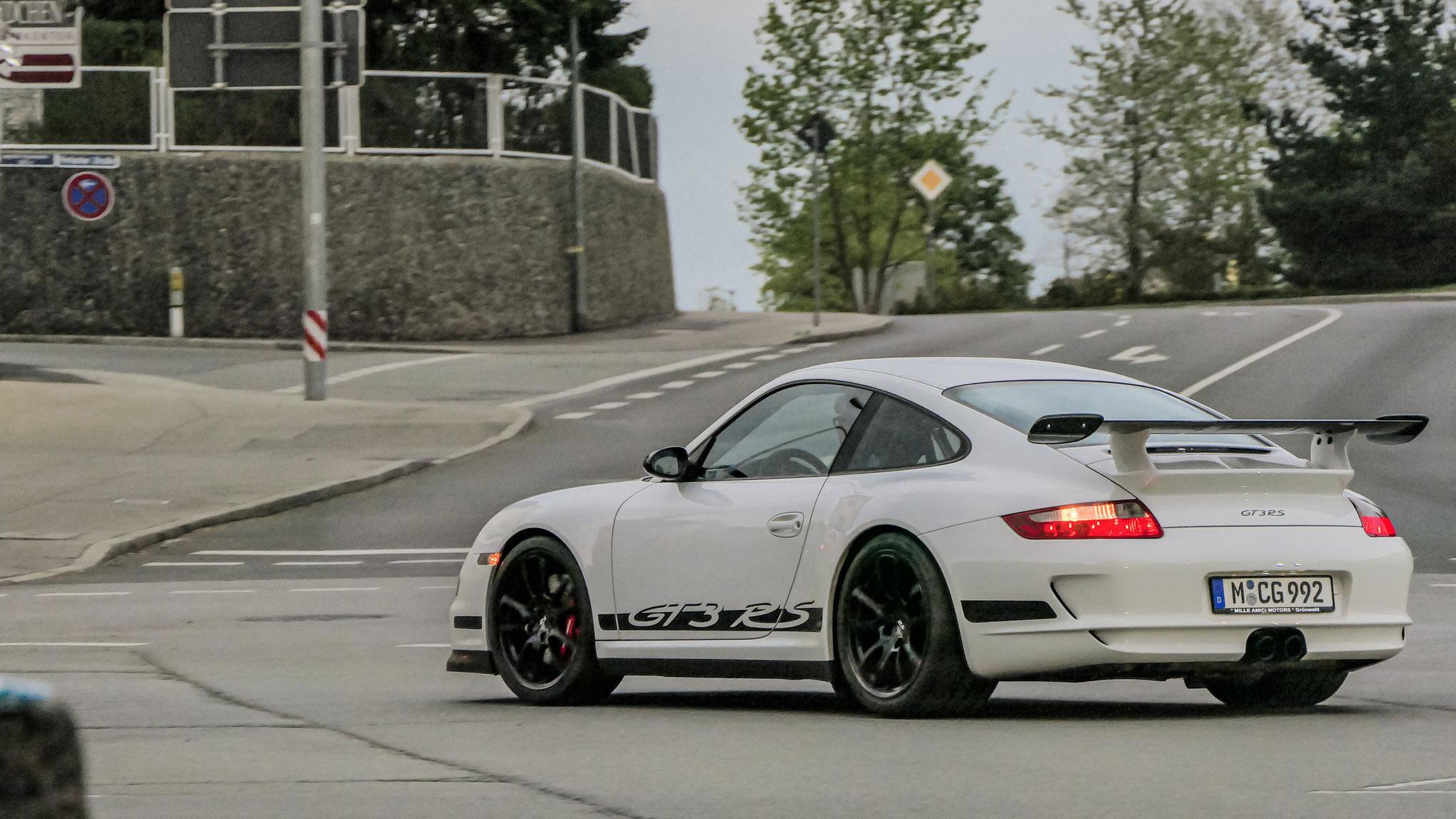 Porsche 911 GT3 RS - M-CG-992