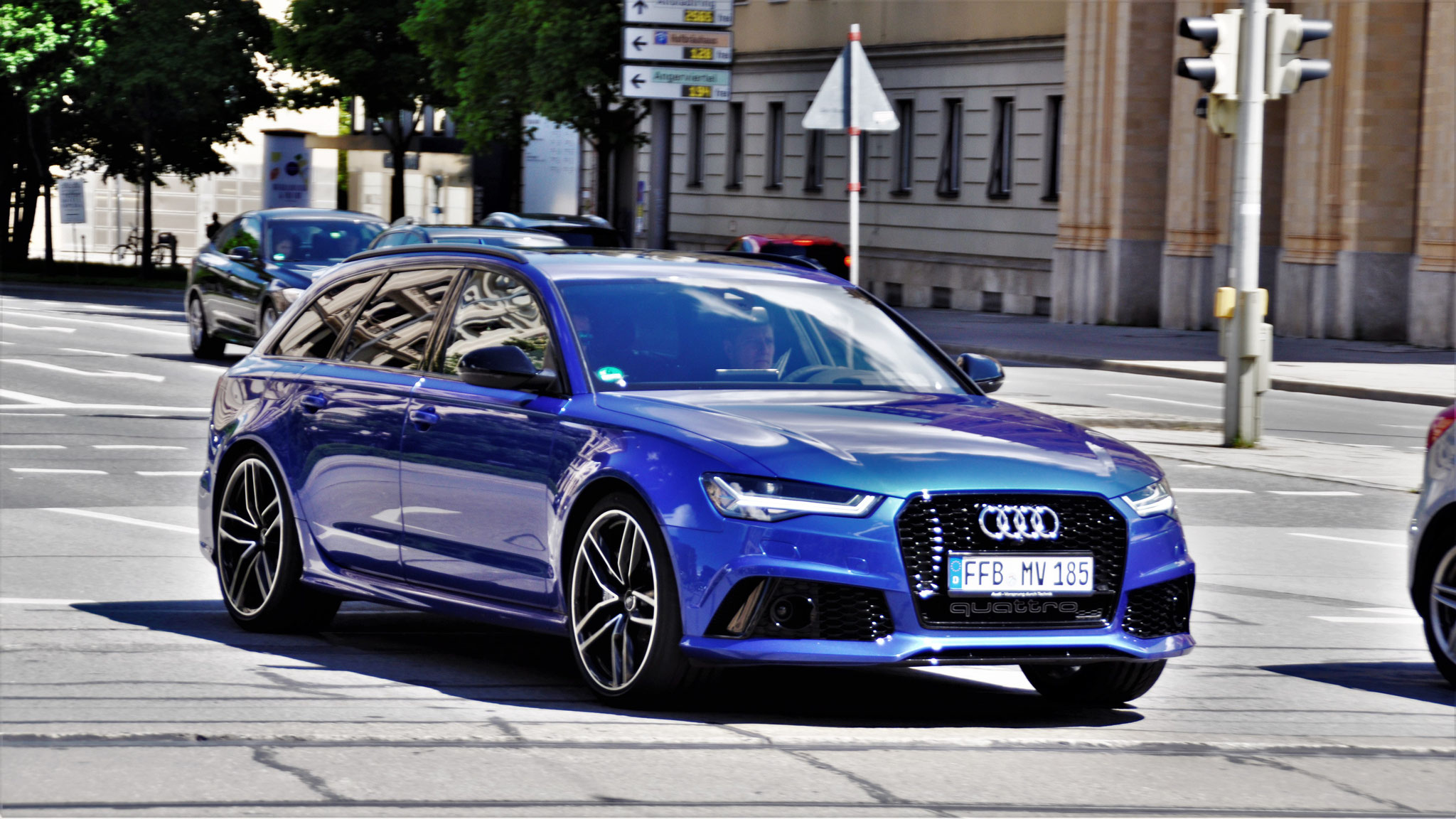 Audi RS6 - FFB-MV-185