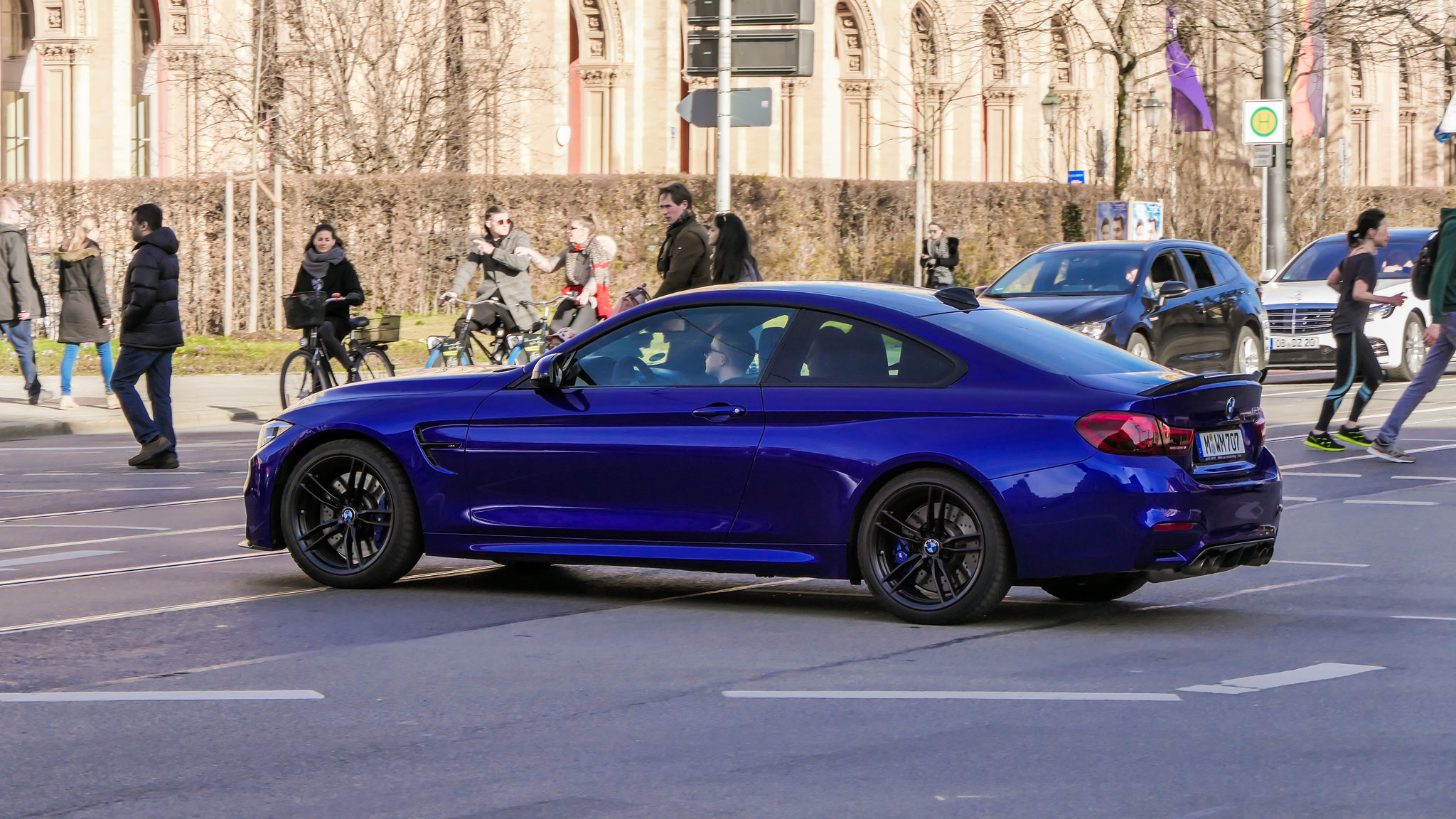 BMW M4 CS - M-WM-707