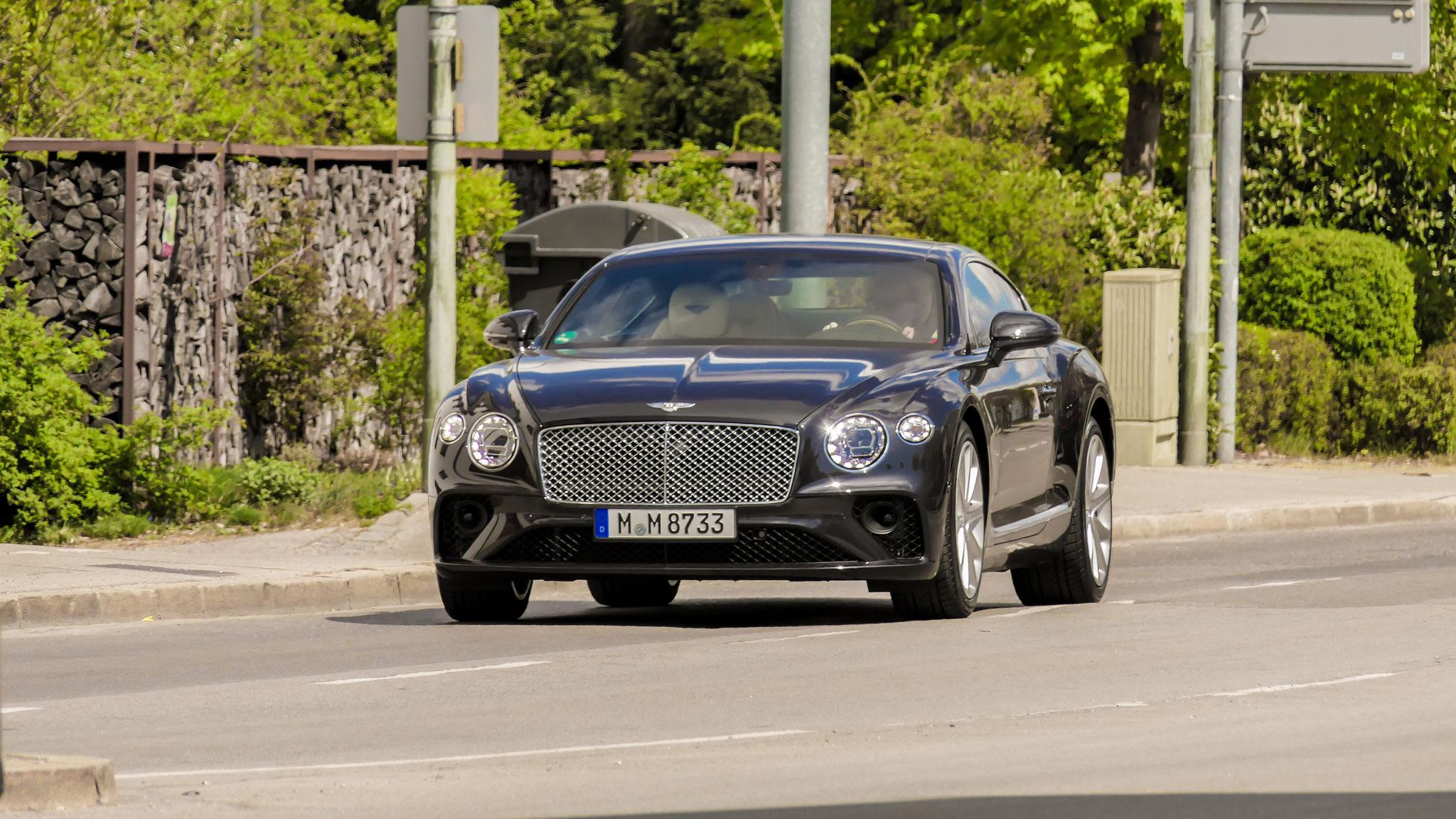 Bentley Continental GT - M-M-8733