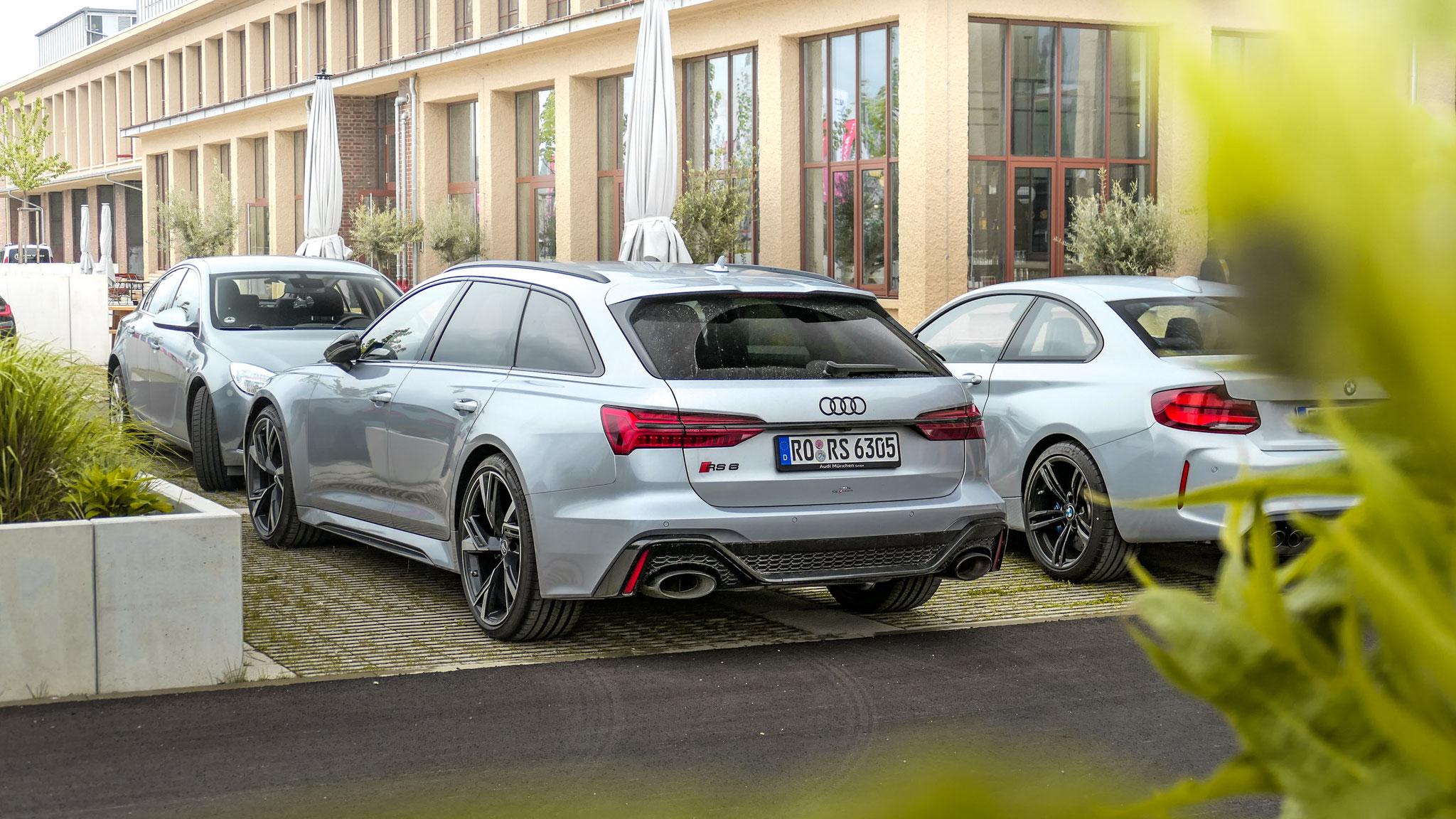 Audi RS6 - RO-RS-6305