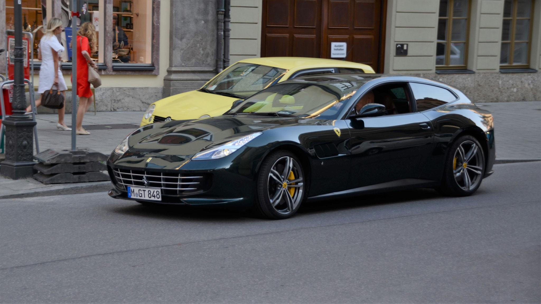 Ferrari GTC4 Lusso - M-GT-848