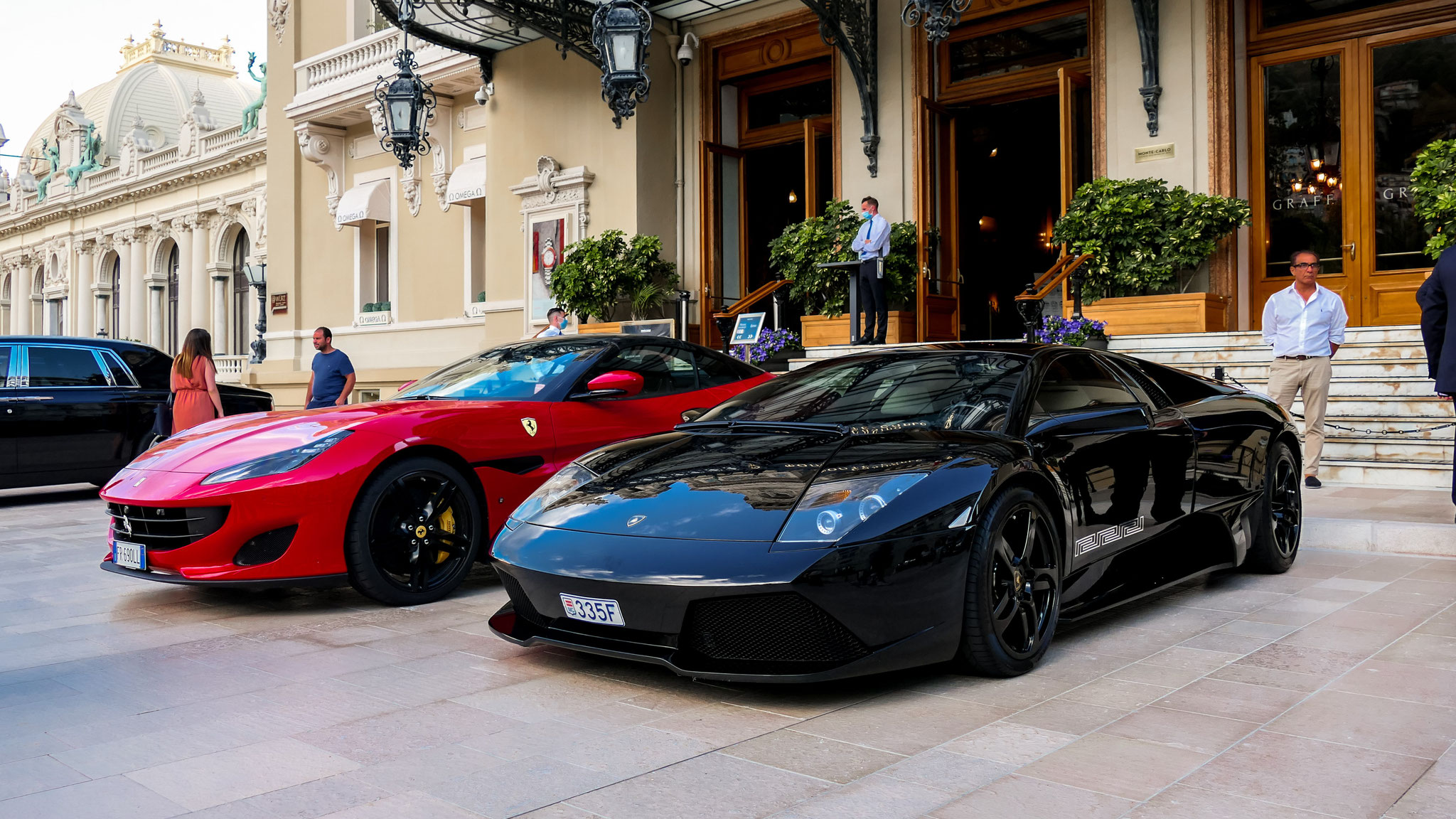 Lamborghini Murcielago Versace Edition - 335F (MC)