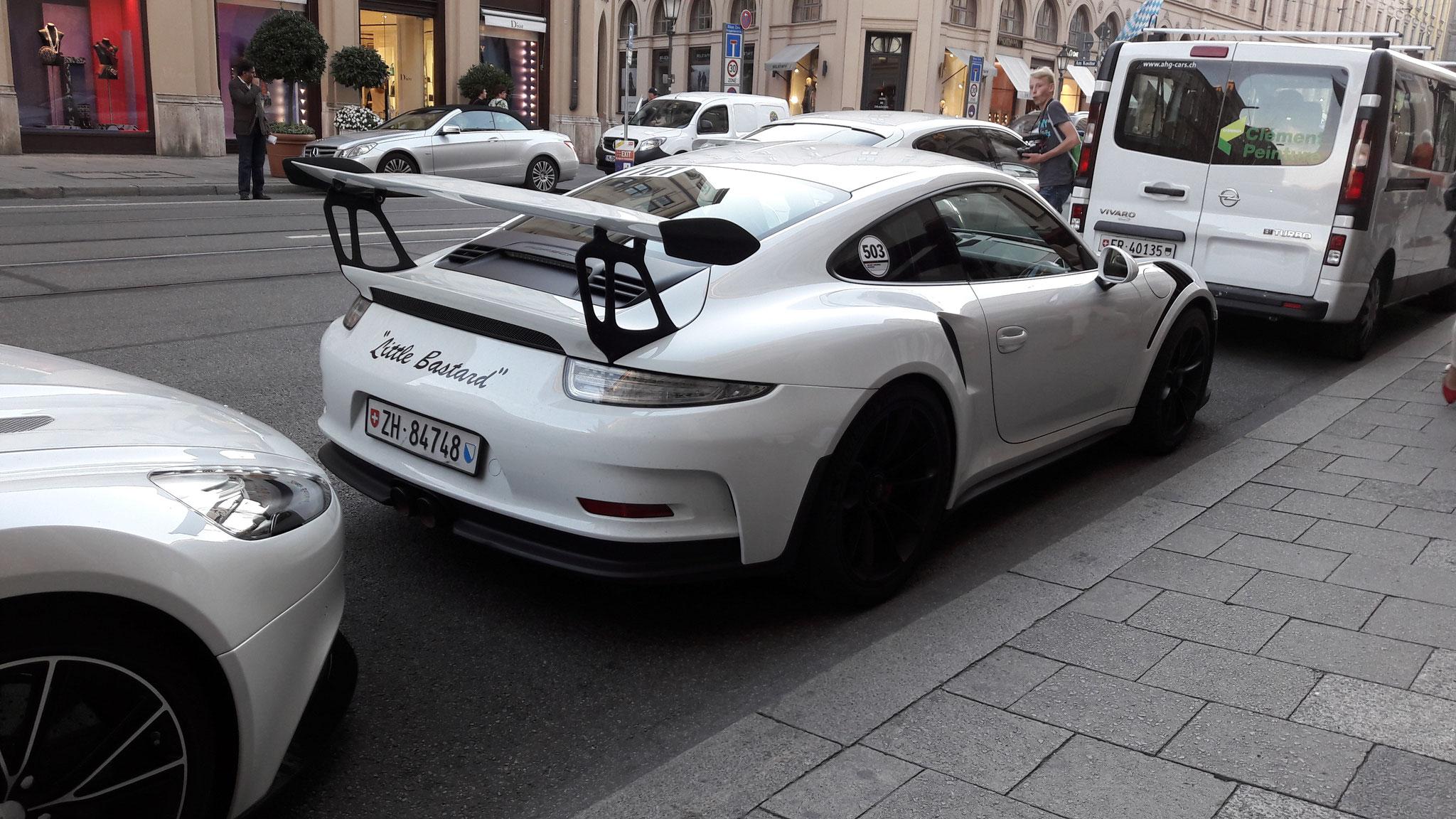 Porsche 911 GT3 RS - ZH-84748