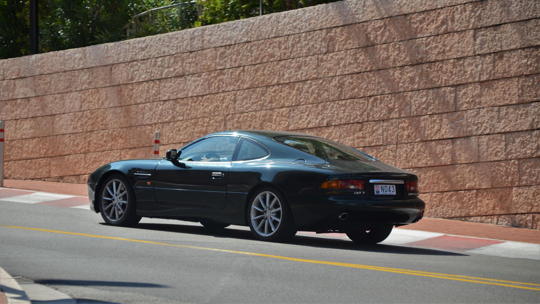Aston Martin DB7 - N043 (MC)