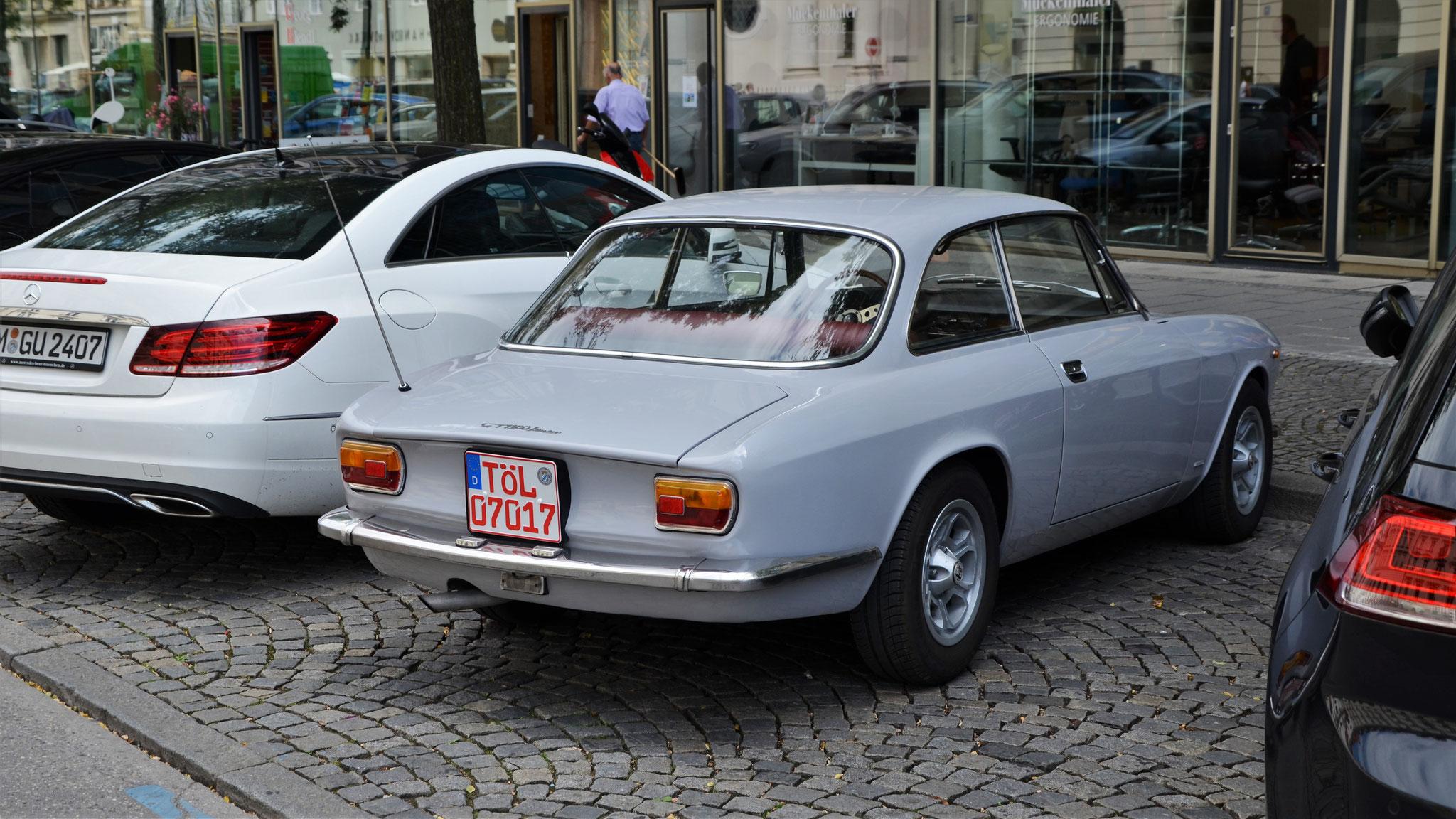 Alfa Romeo Giulia GT1300 Junior - TÖL-07017