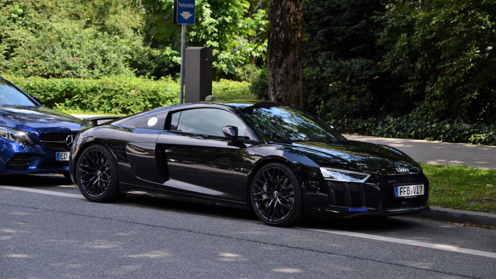 Audi R8 V10 - FFB-VI-7