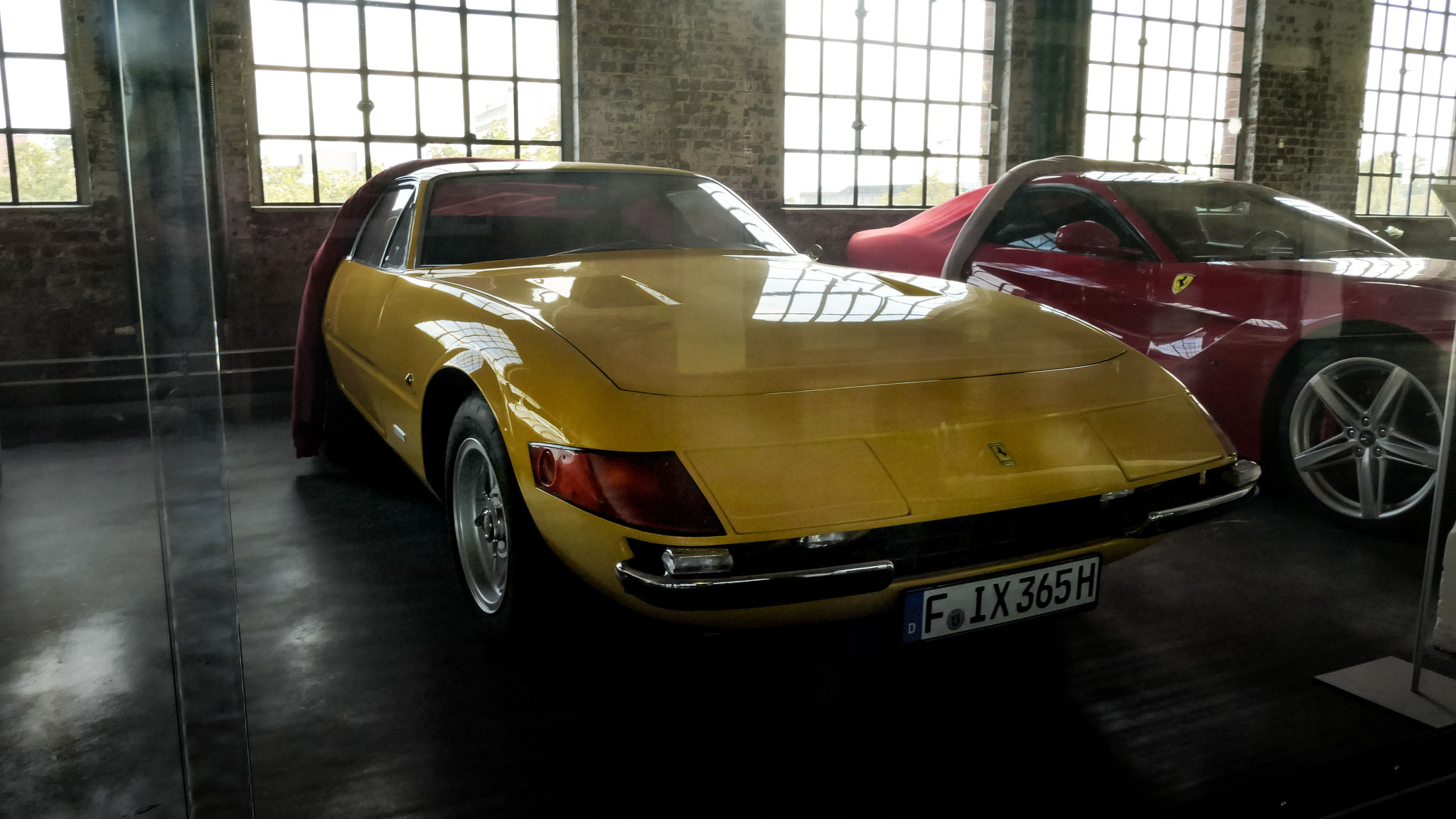 Ferrari 365 Daytona - F-IX-365H