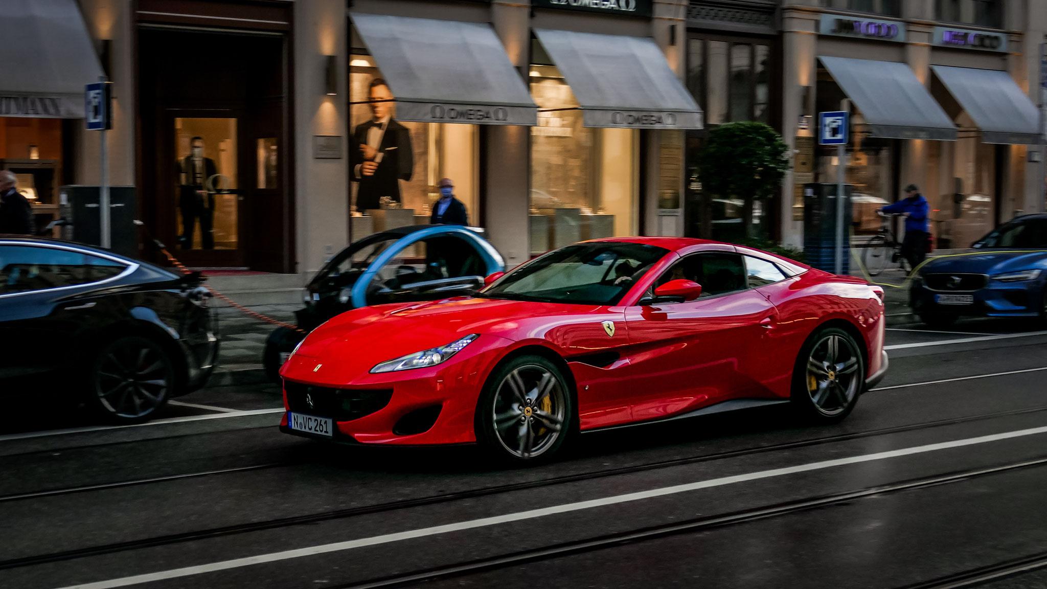 Ferrari Portofino - N-VC-261