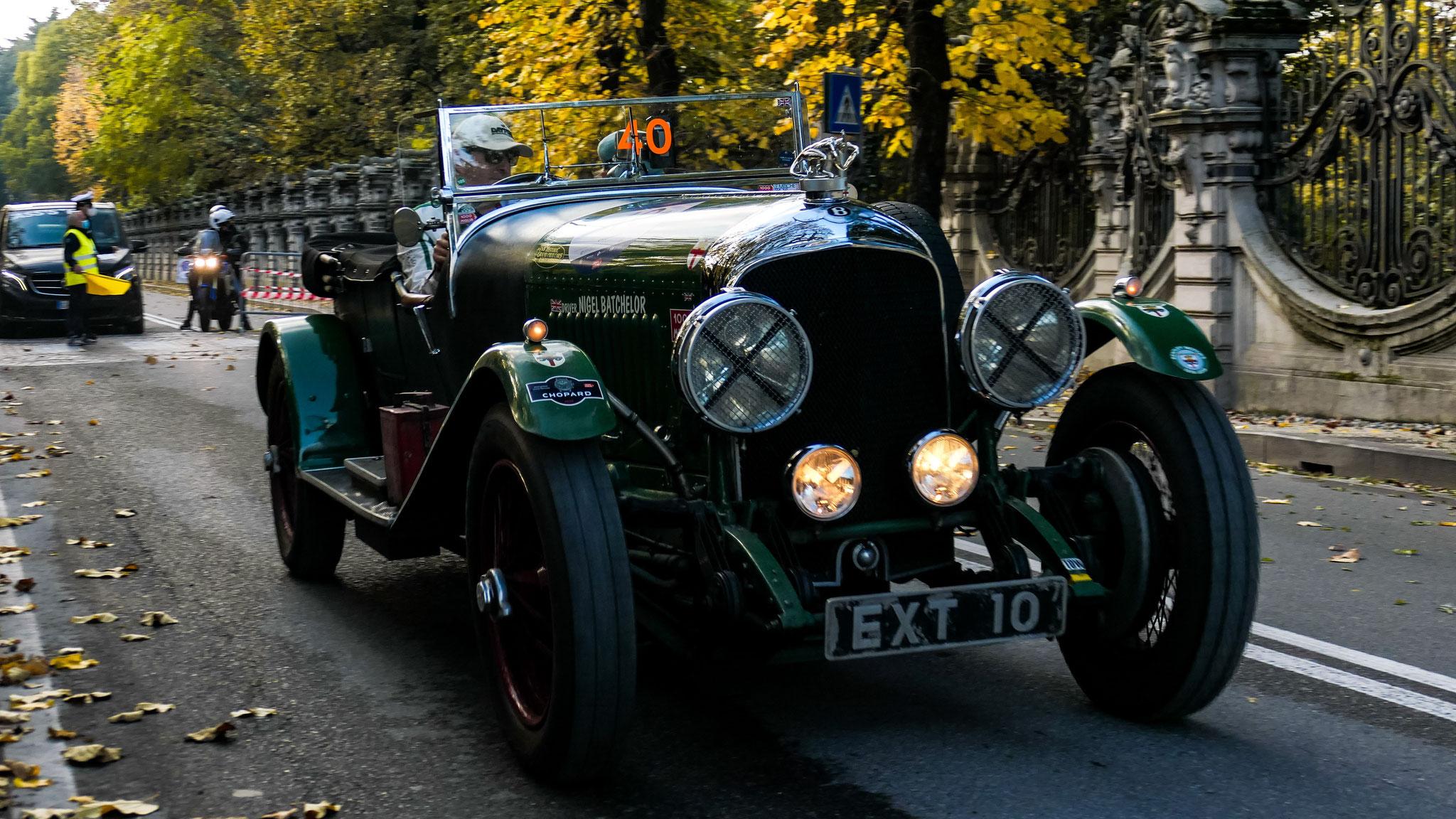 Bentley 4 1/2 Litre - EXT-10 (GB)