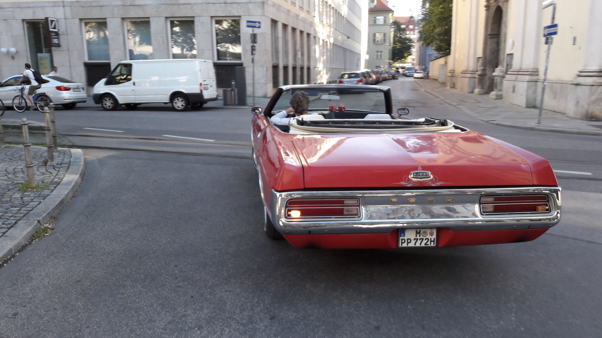 Ford LTD Convertible - M-PP-772H